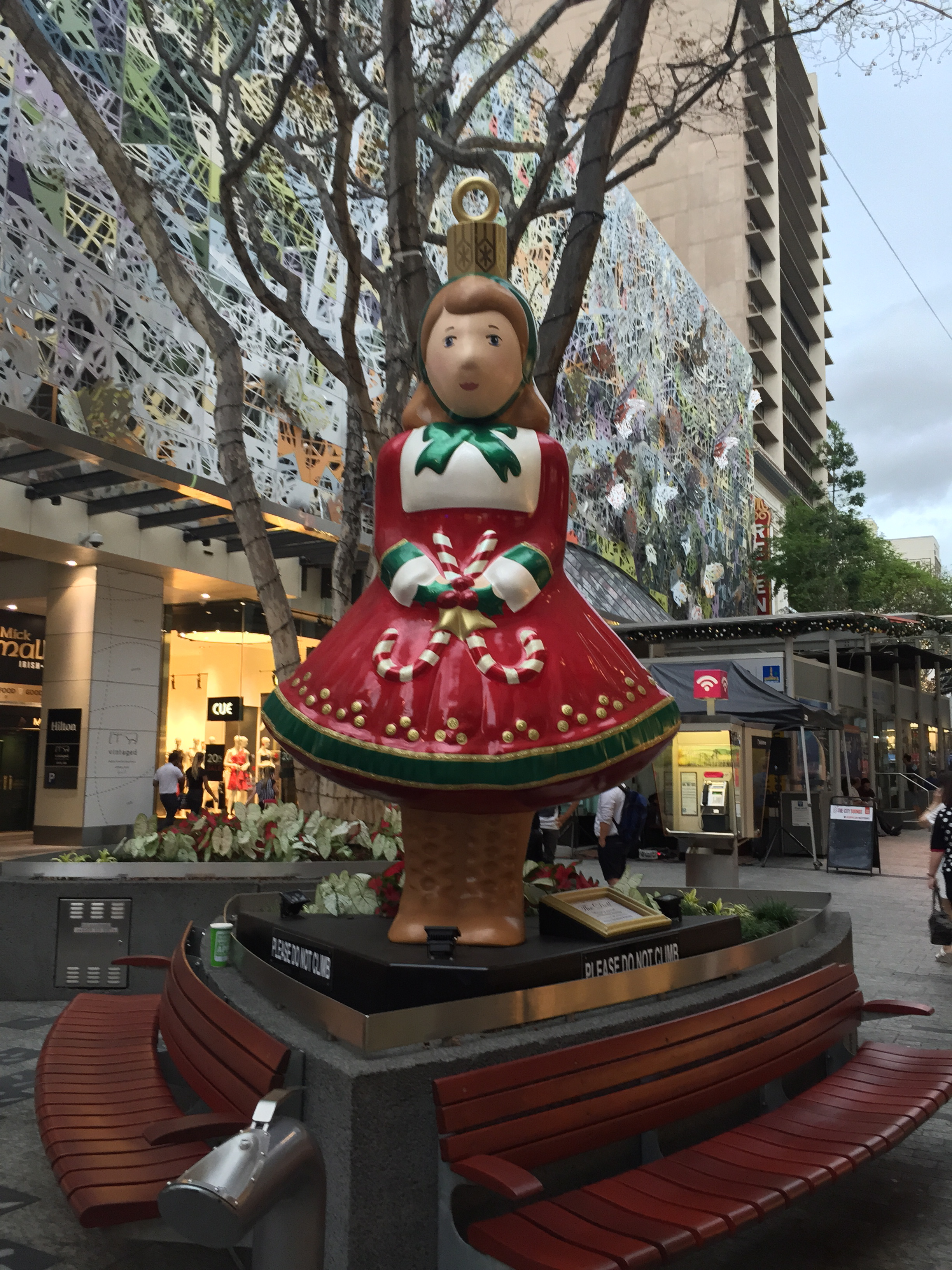 Christmas decorations brisbane diepedia