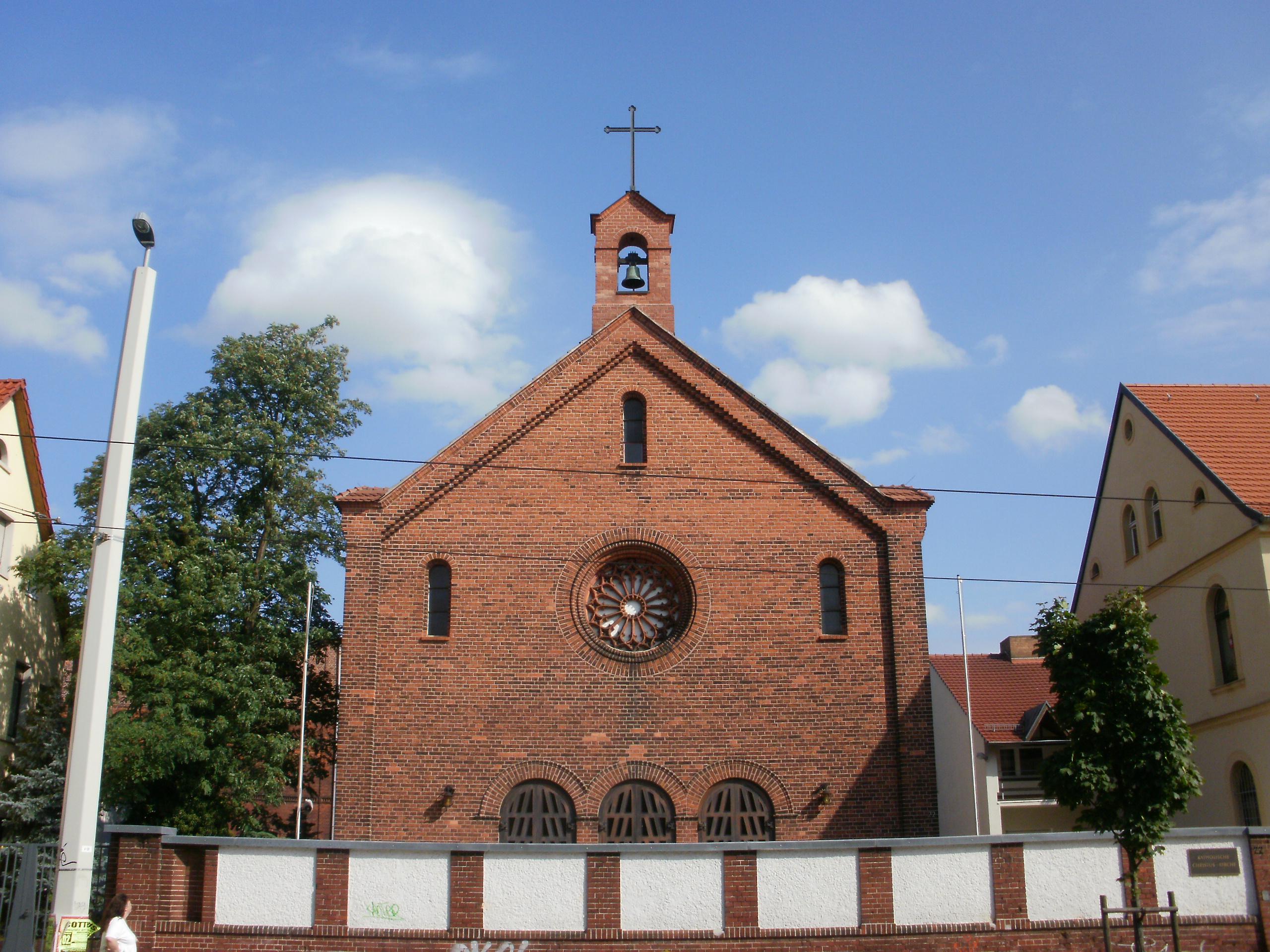 Katholische kirche cottbus