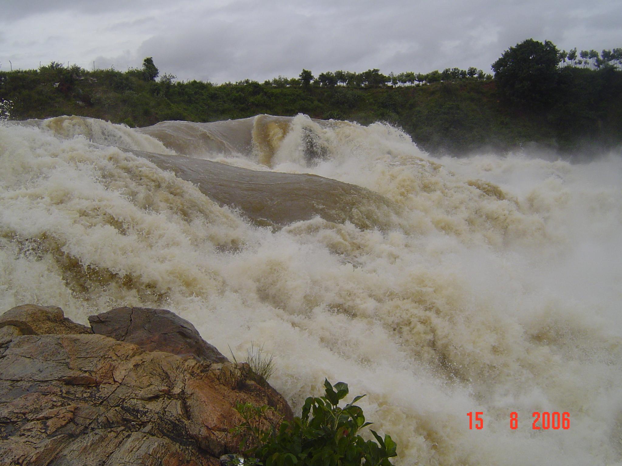 Chunchanakatte Falls - Wikipedia