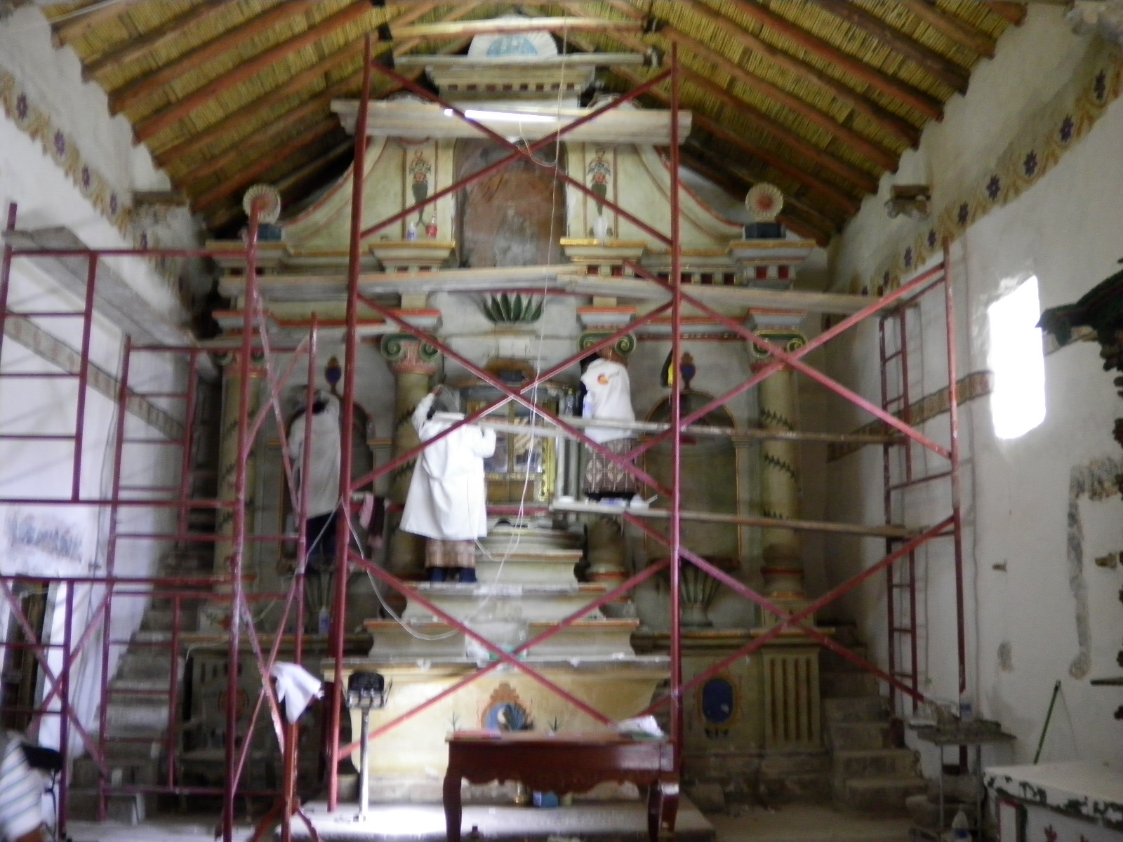 Description Church Renovation Project.JPG