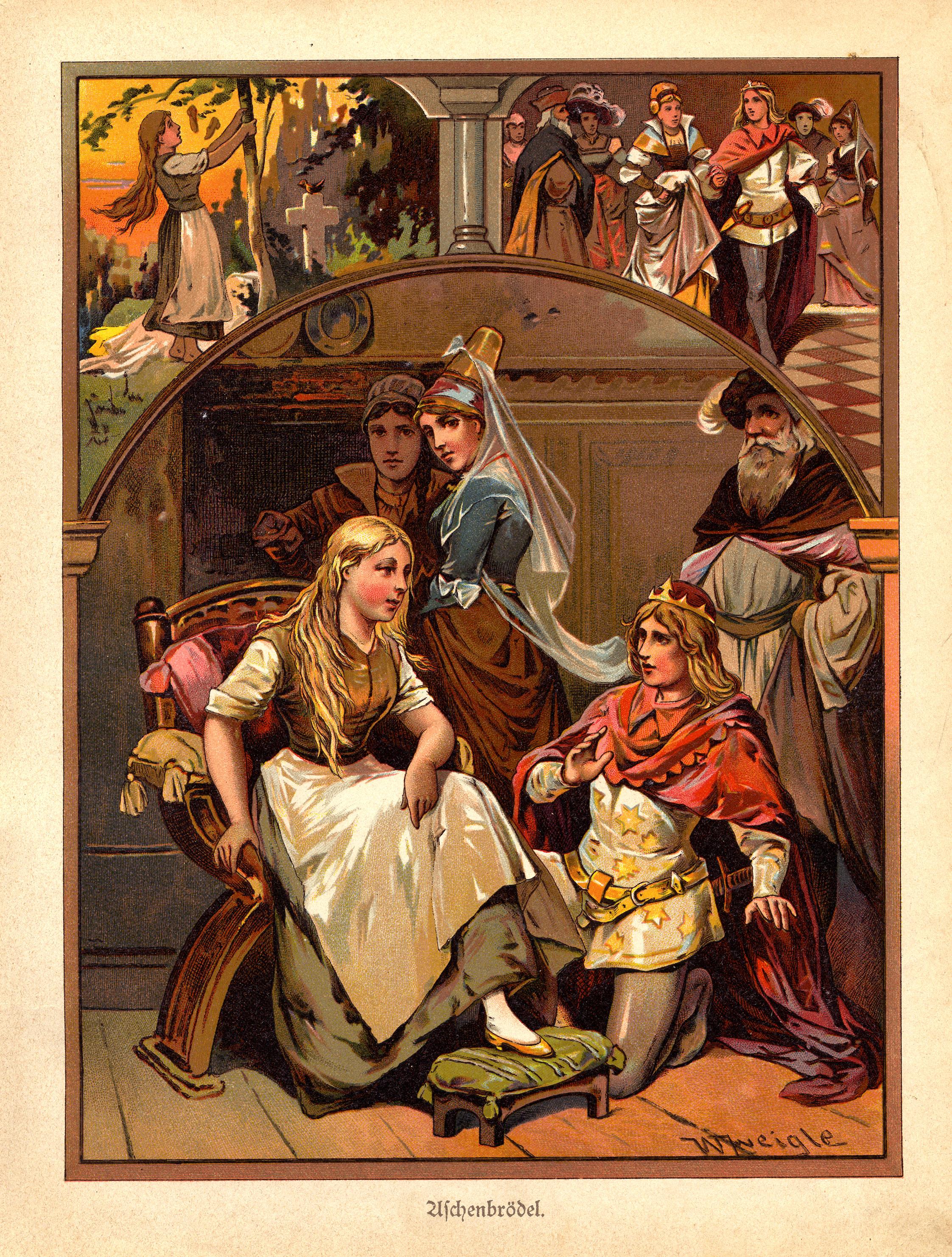 Fairy Tales: E. E. Cummings, Meilo So