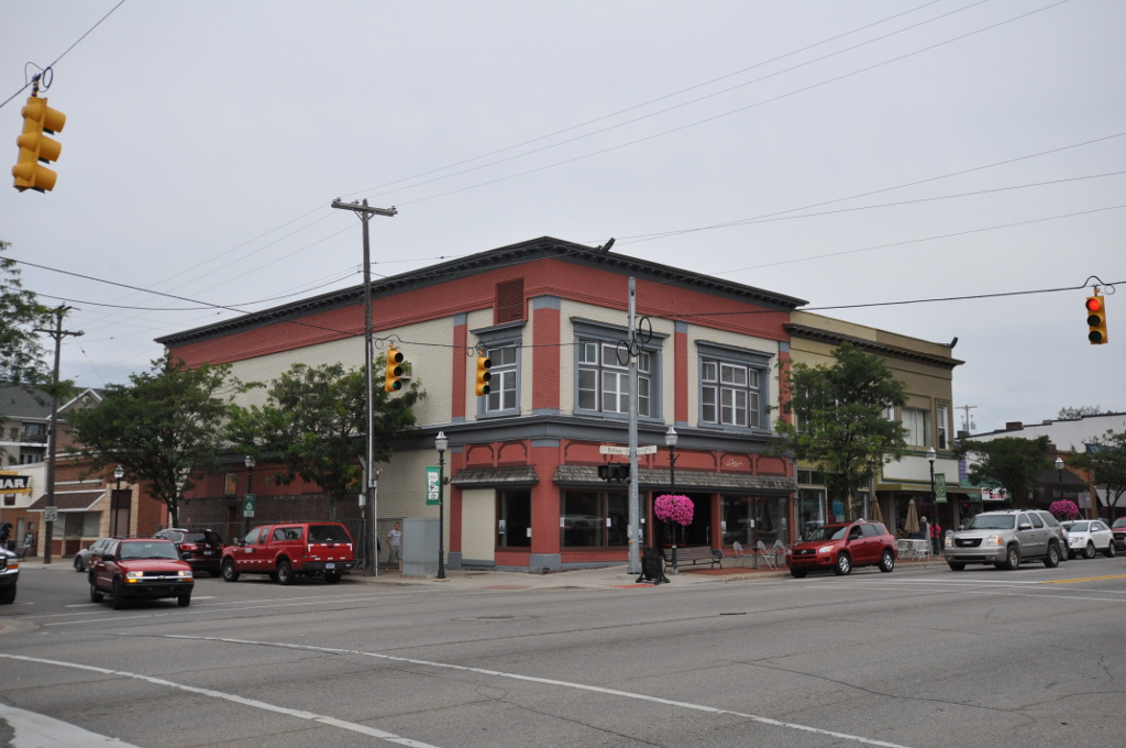 Clare Downtown Historic District - Wikipedia on