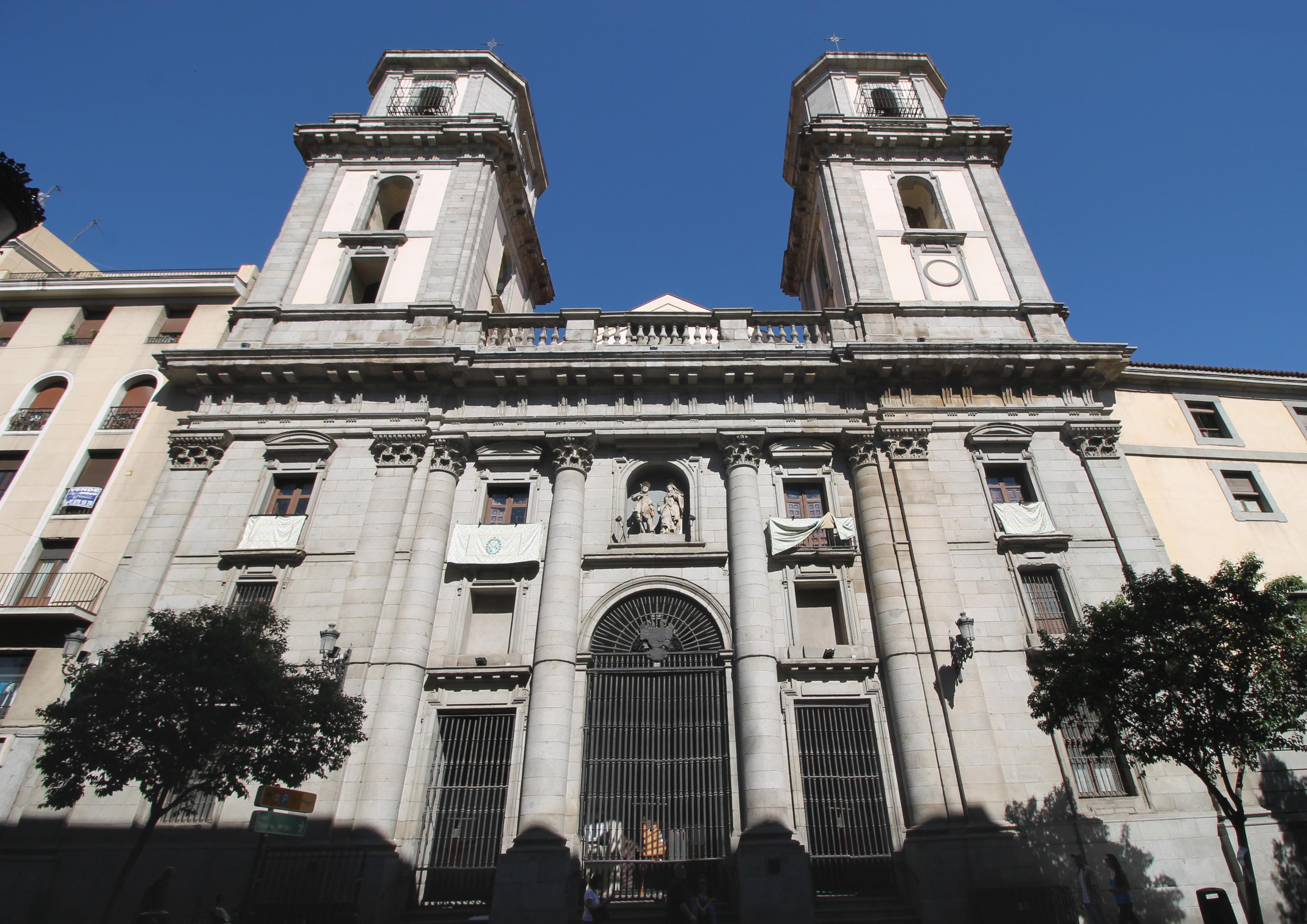 Colegiata De San Isidro Wikipedia La Enciclopedia Libre