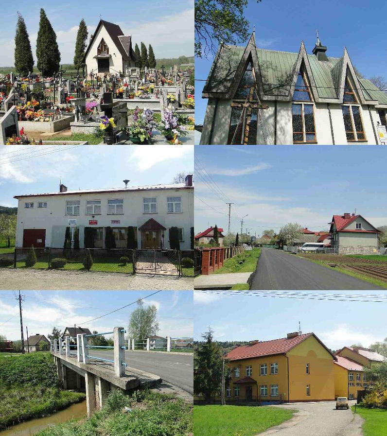Filipowice, Tarnów County