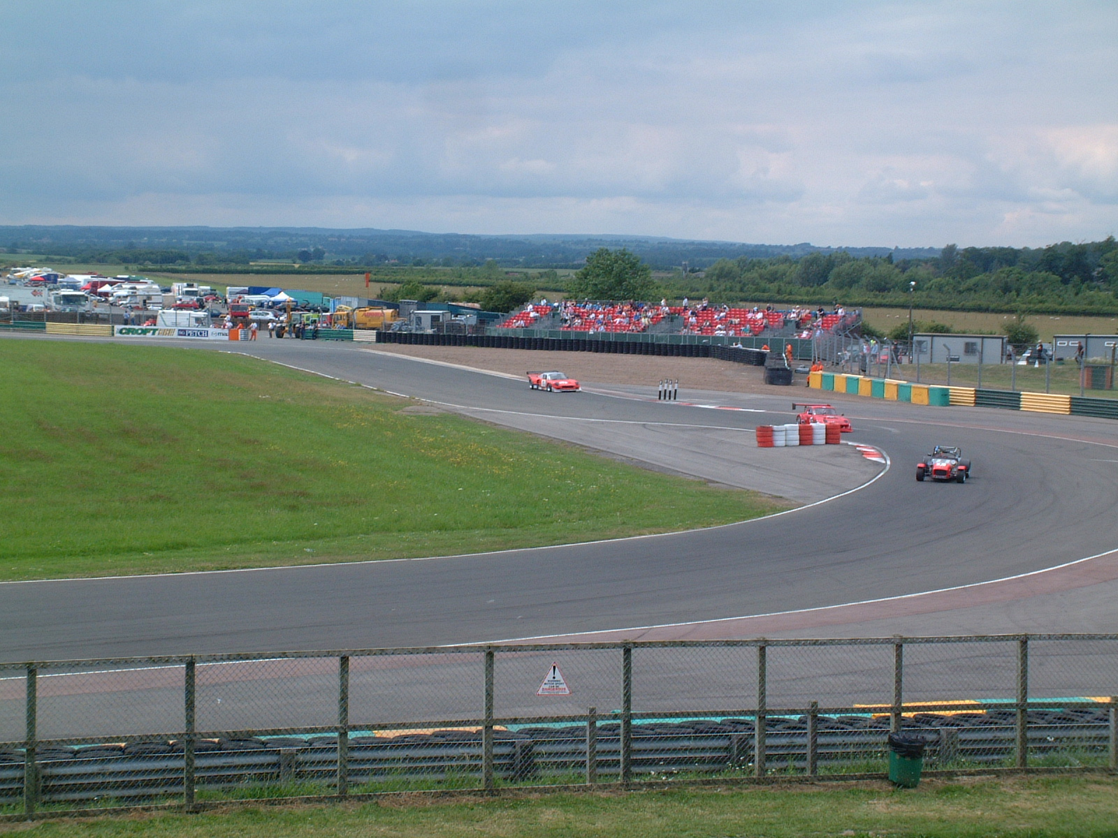 Hotels Near Croft Circuit