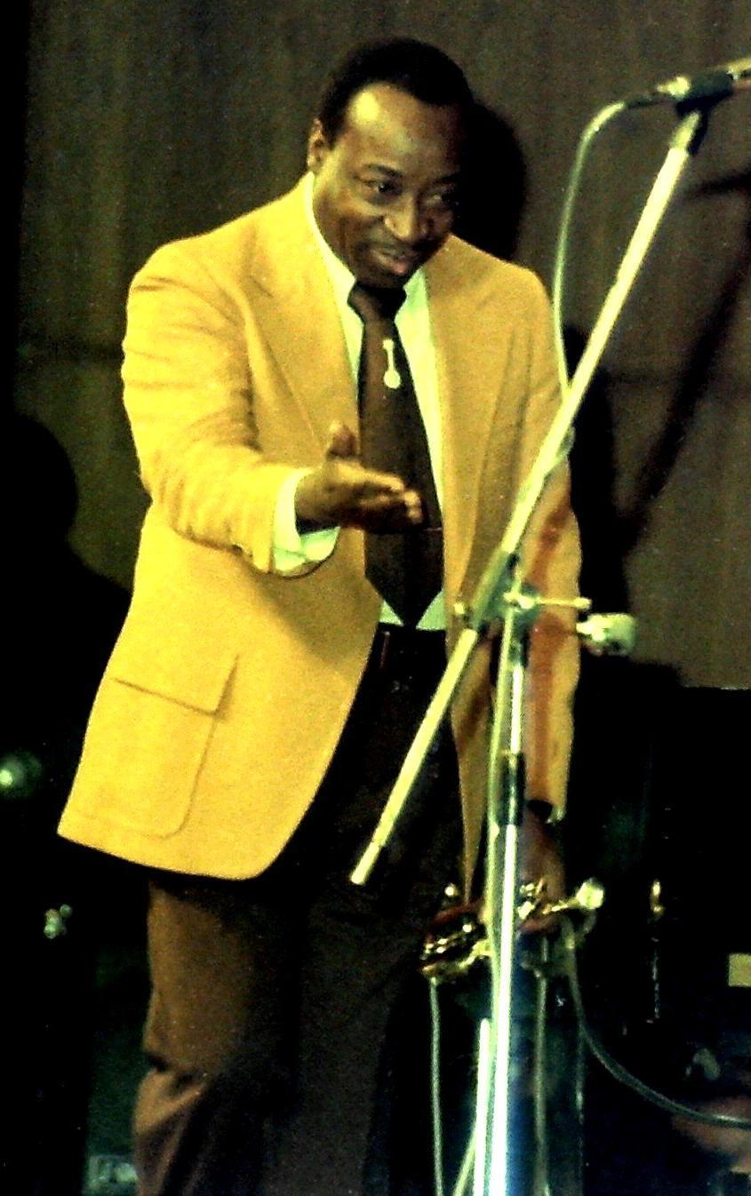 Dave Bartholemew en 1977