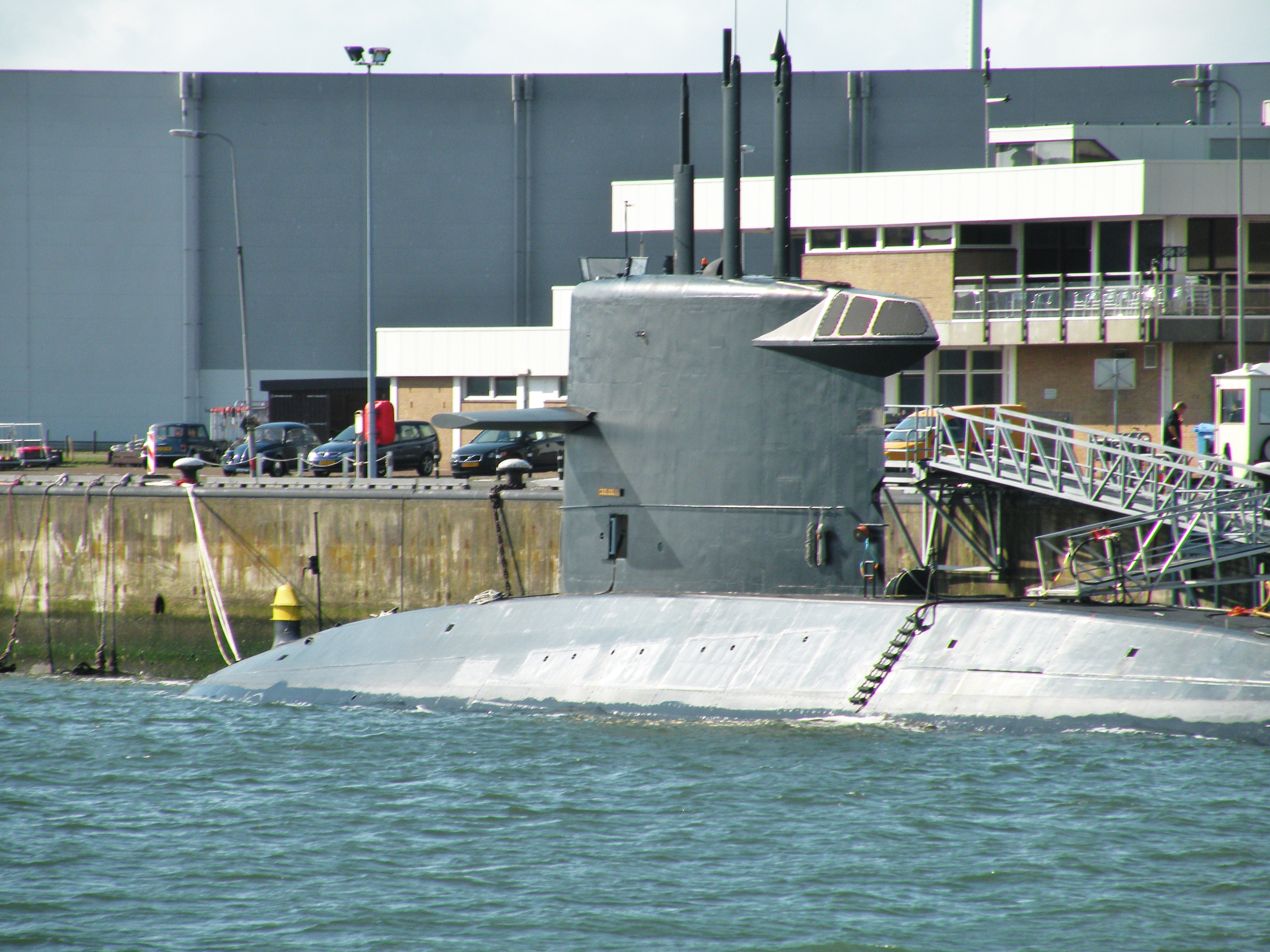 File:Den Helder, Marinehaven, onderzeeër.jpg - Wikimedia ...