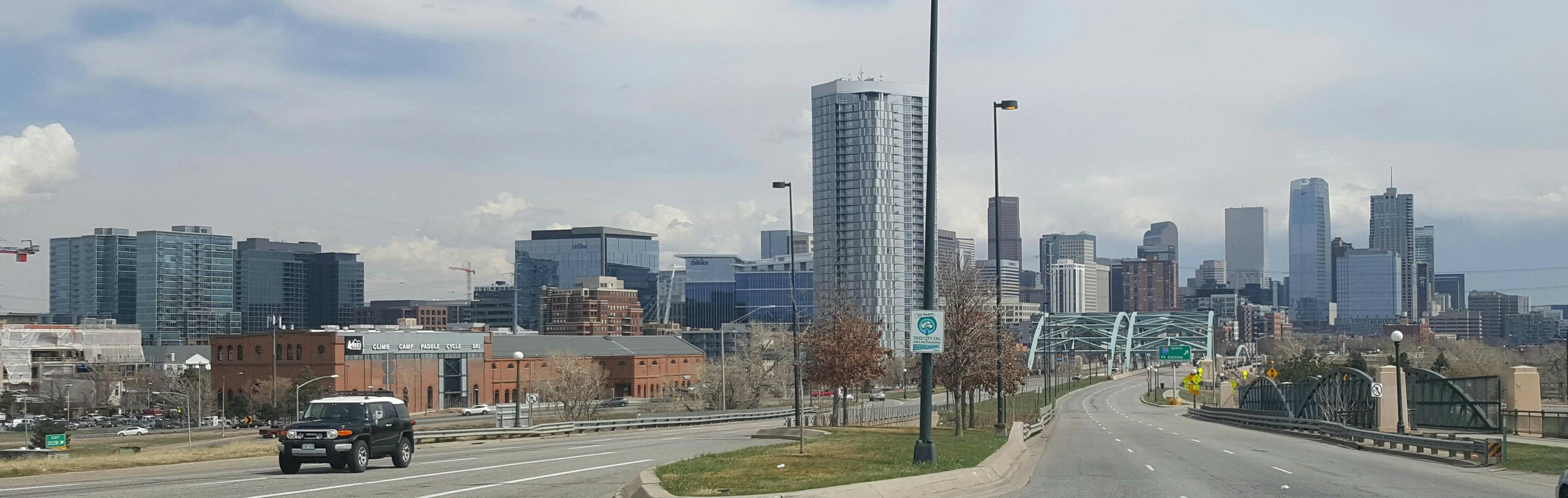 File Denver Skyline From Speer Blvd Near I 25 April 2019