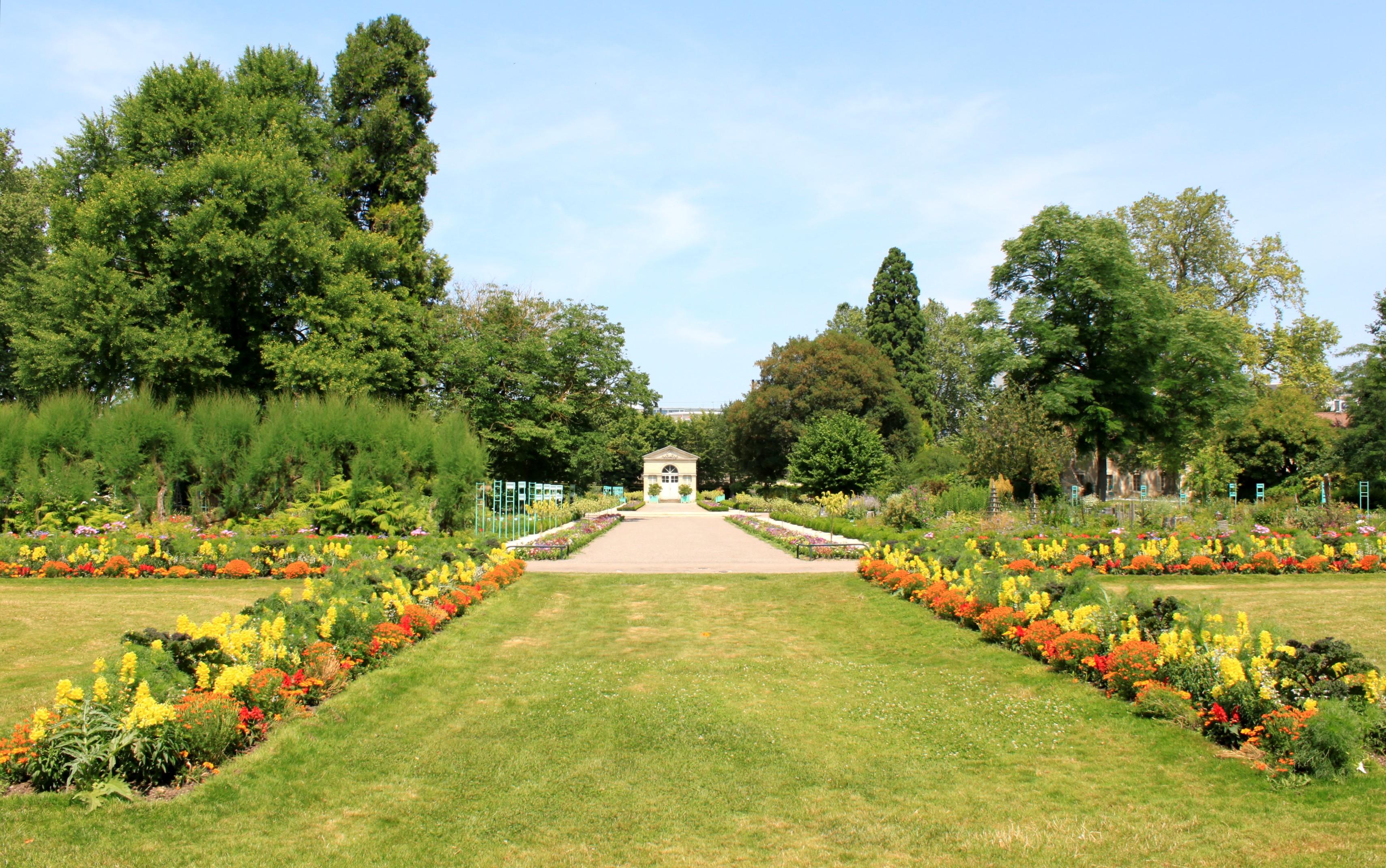 File Dijon Jardin De L 39 Arquebuse Jardin Botanique X01