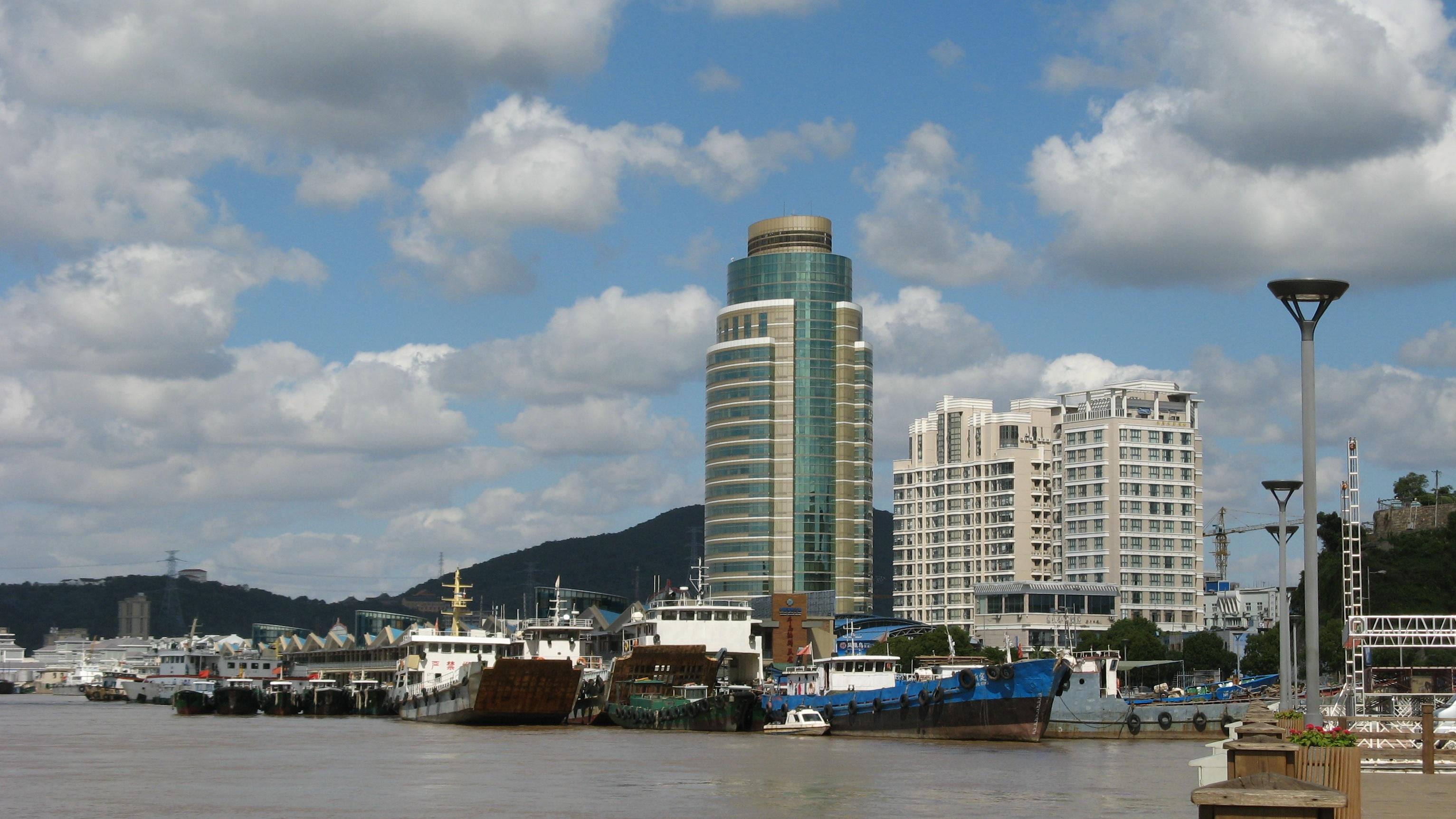 Chinese Island City