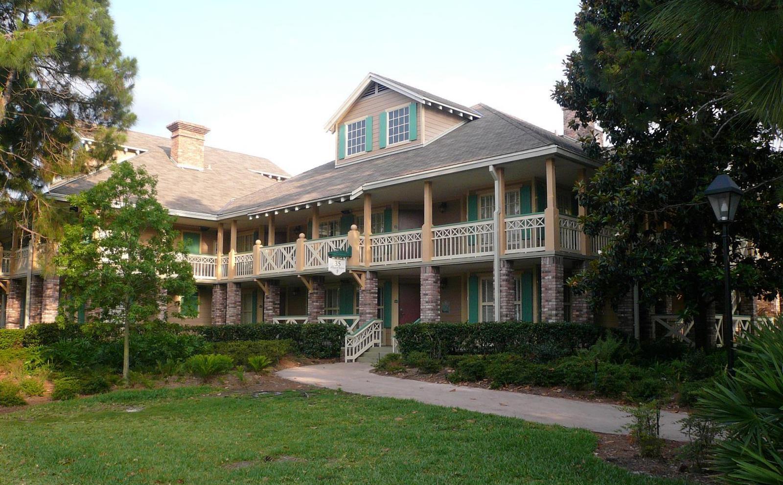 Disney Port Orleans Hotel Rooms