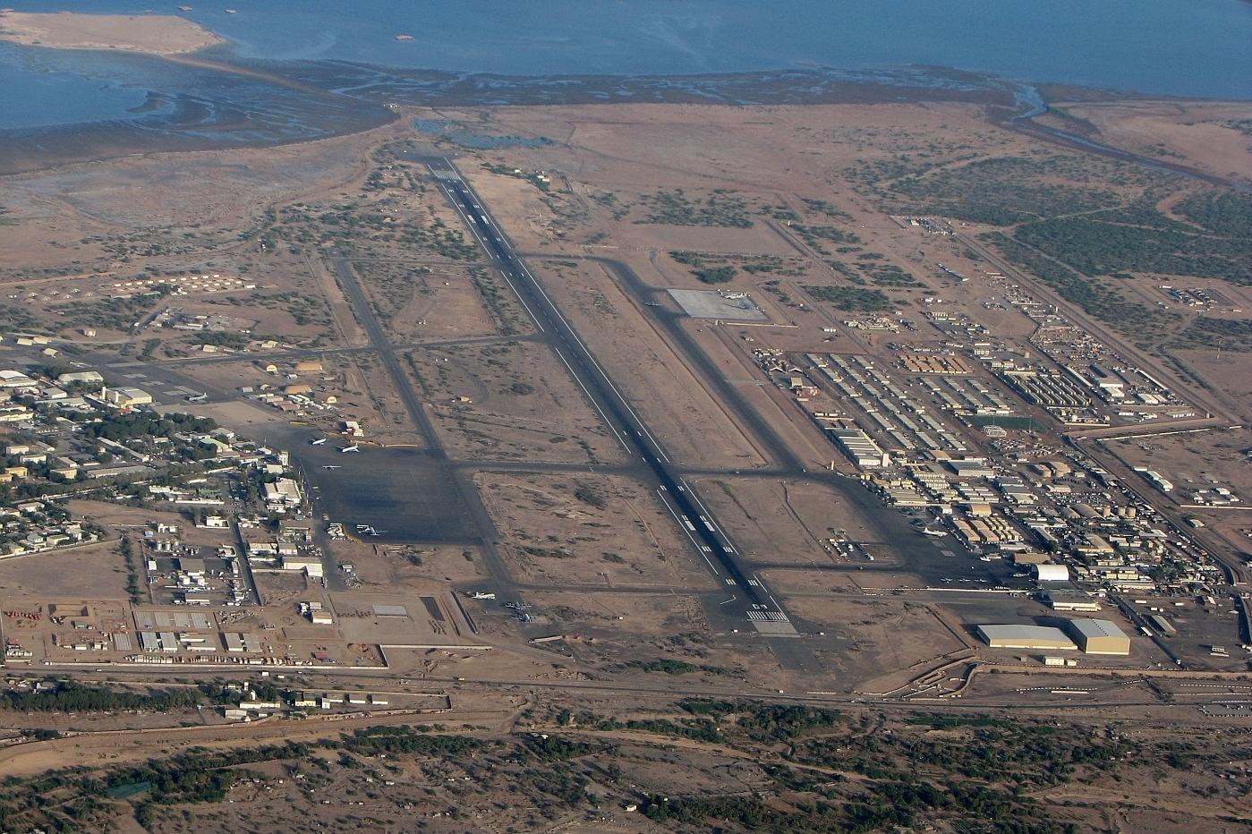 Аэропорт Джибути Амбули (Djibouti Ambouli International Airport).2