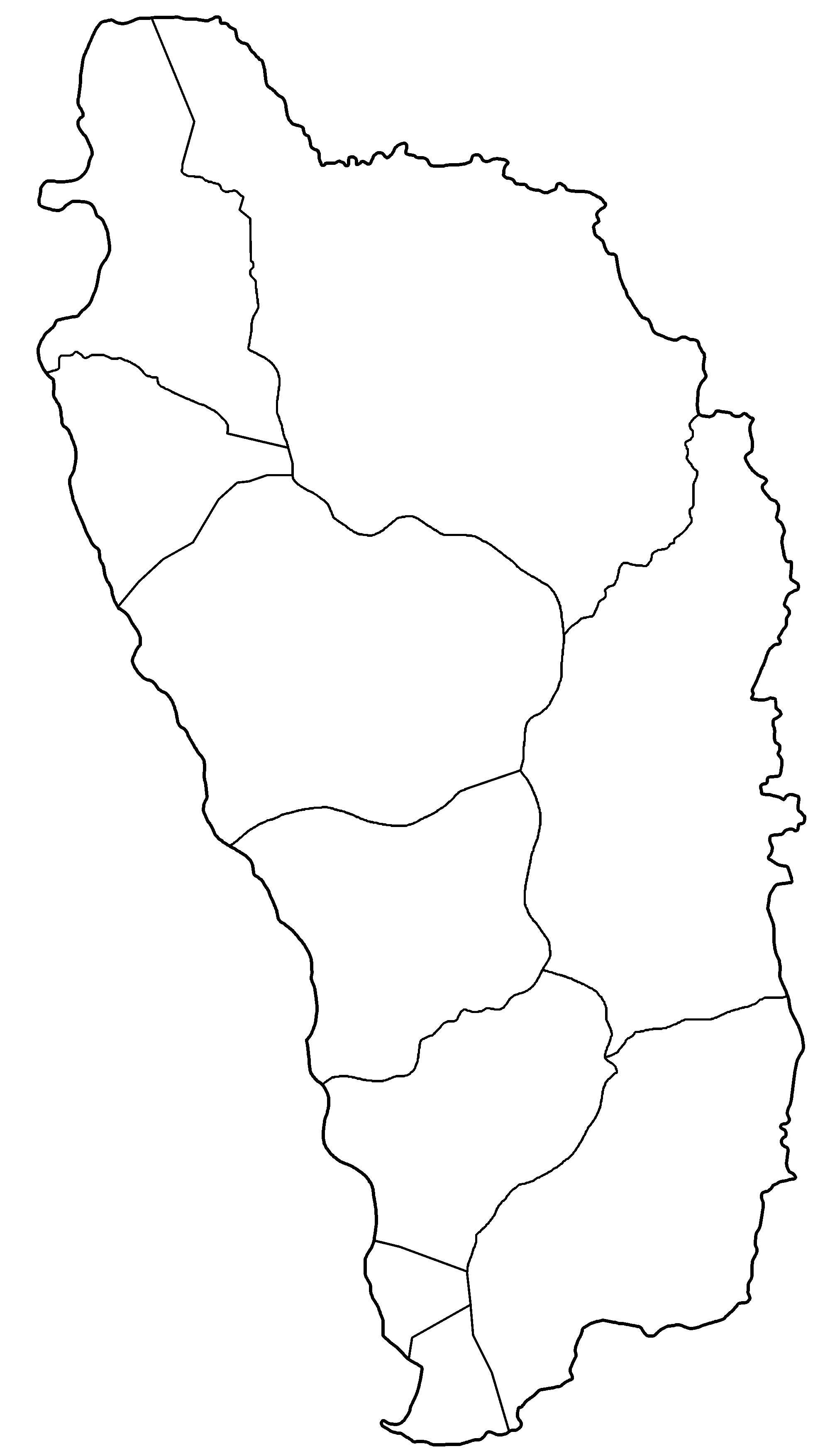 FileDominica Parishes Blankpng Wikimedia Commons - Dominica map hd pdf