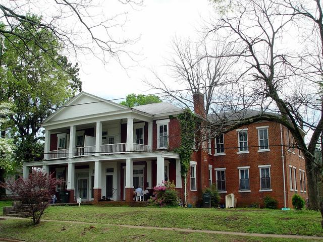 File:Dr. John Vandiver House c.1840.jpg