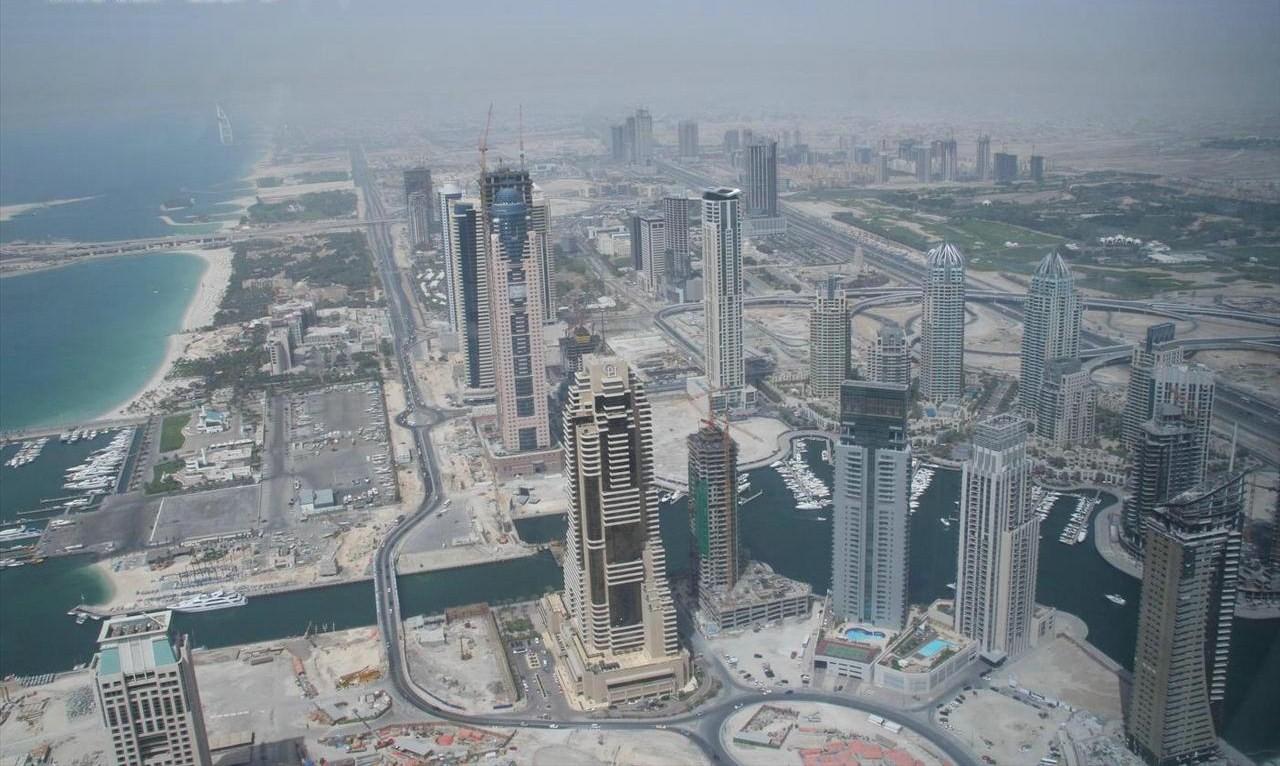 Description Dubai Marina on 1 May 2007 Pict 5.jpg