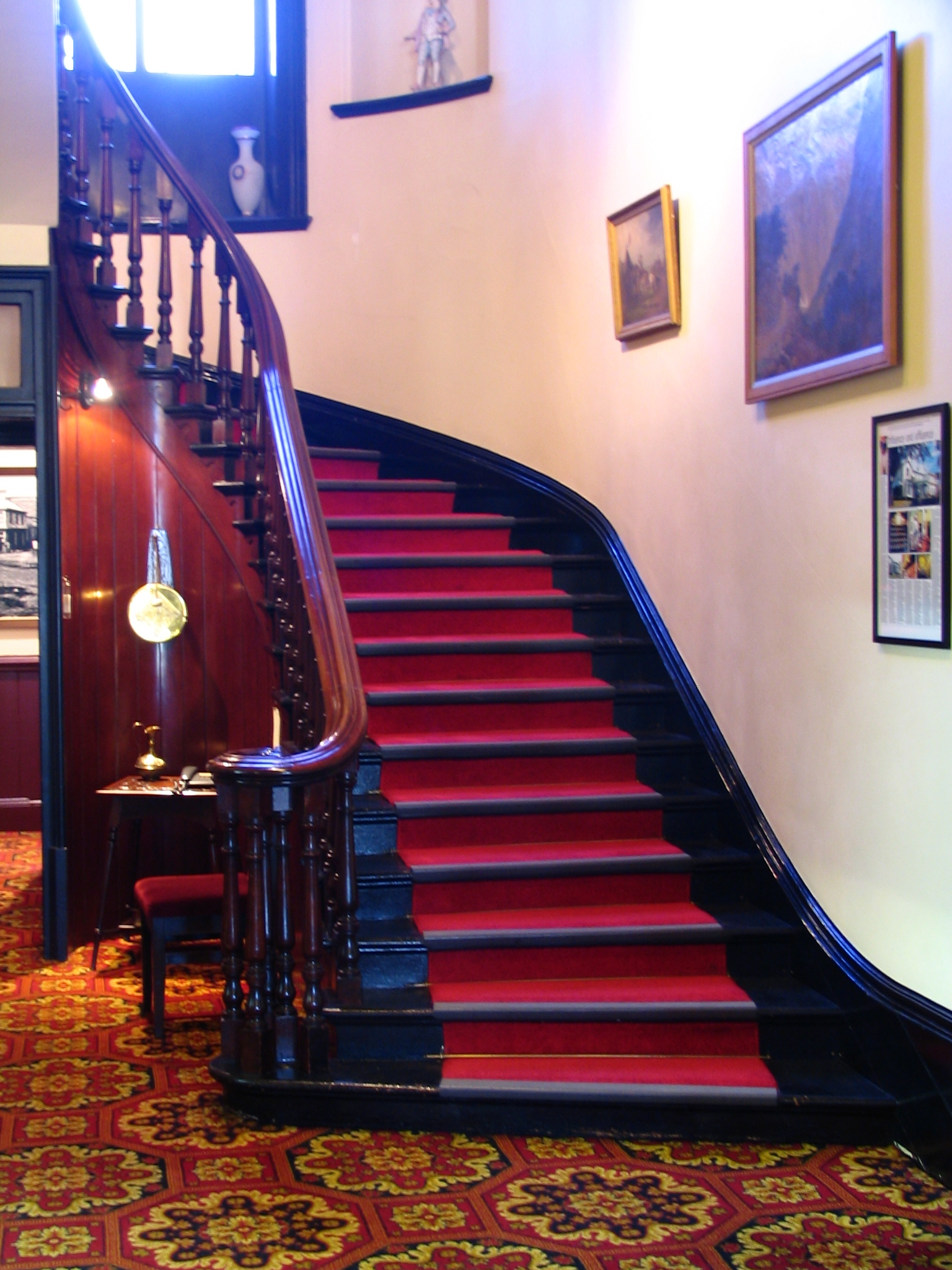 File Dunedin Club New Zealand Interior Wikimedia Commons