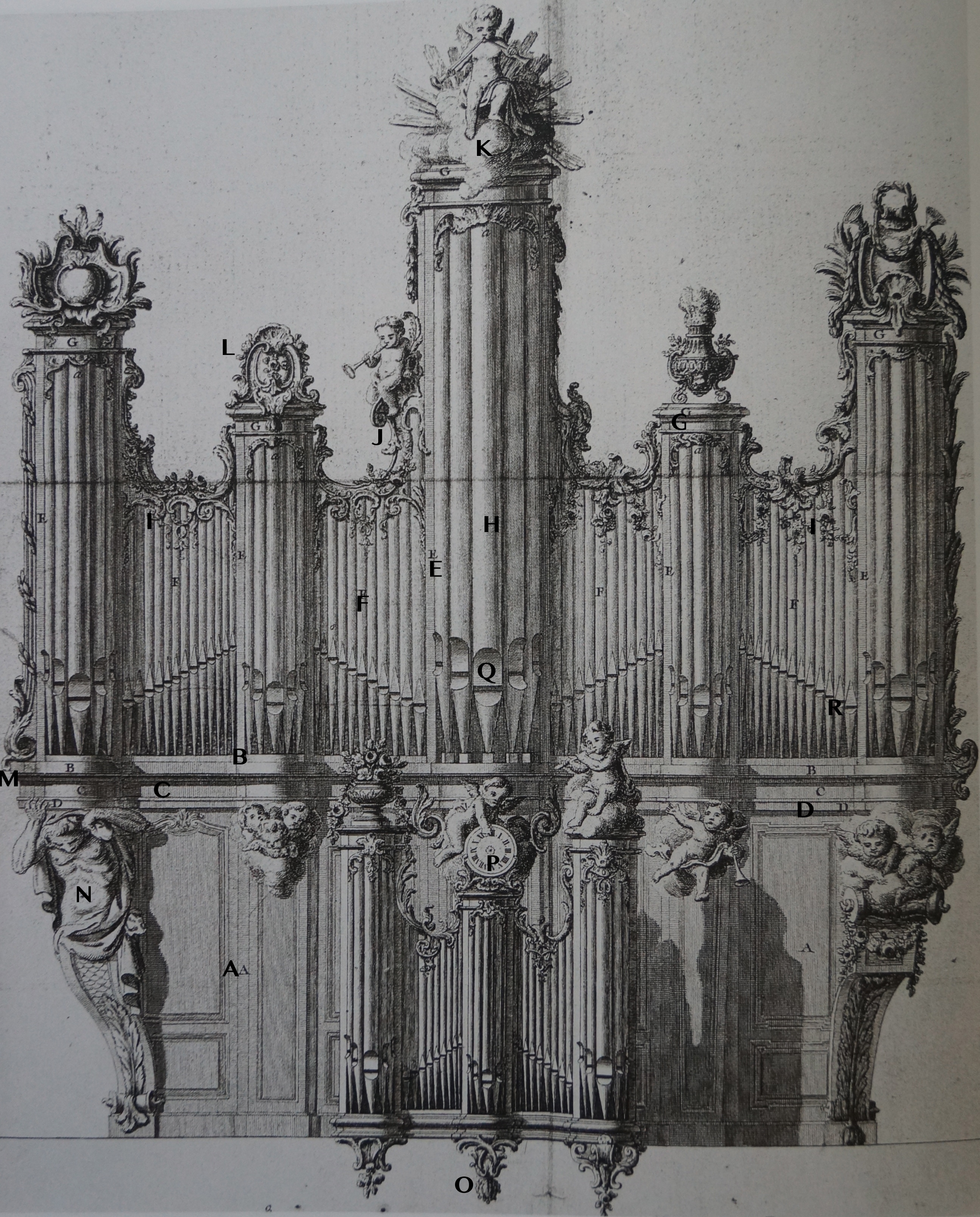 Wood Elevation For Buffet : File elevation buffet orgue g wikimedia commons