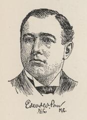 Edward W. Pou American politician