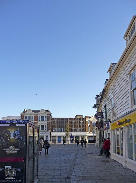 Enfield Town Centre File:enfield Town Centre