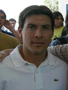 Eros Pérez Chilean footballer