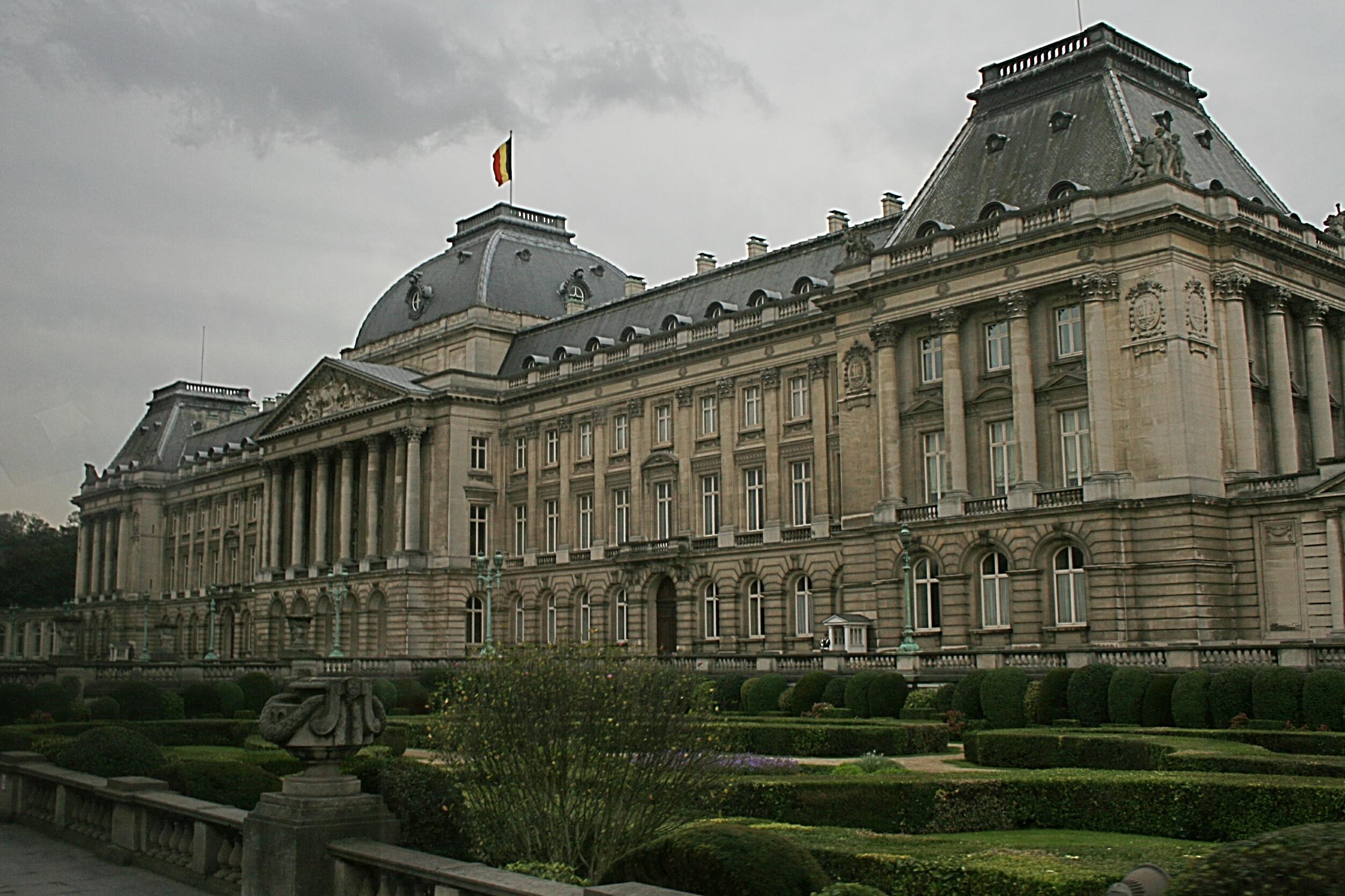 Palacio Real de Bruselas - Wikipedia, la enciclopedia libre