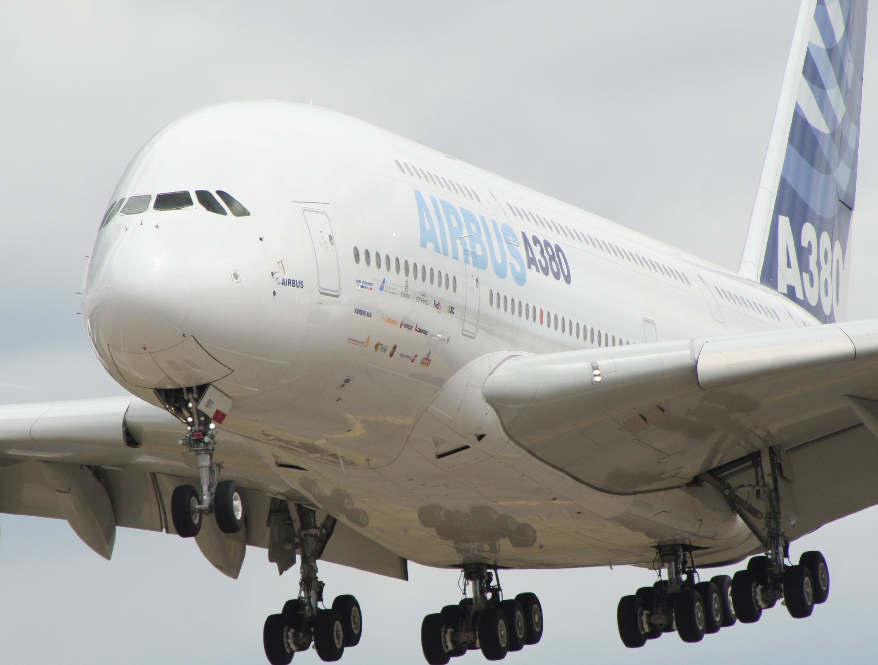 Air Show 2006 A380