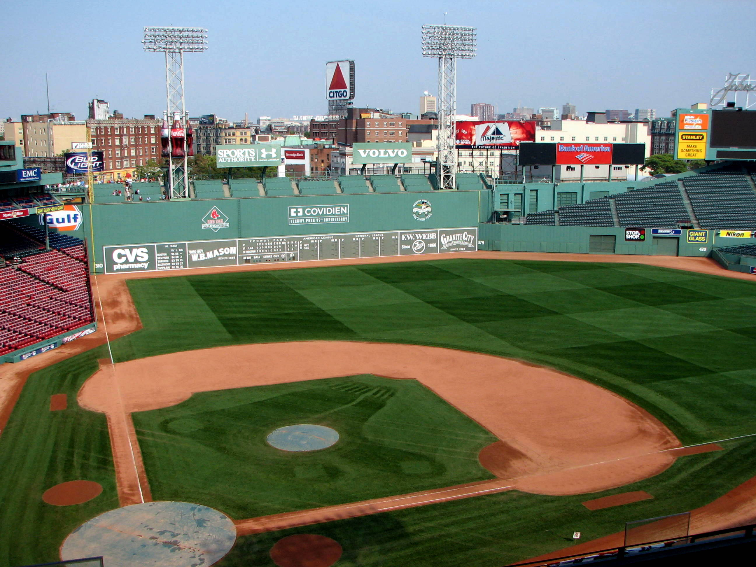 fenway park and parks - photo #14