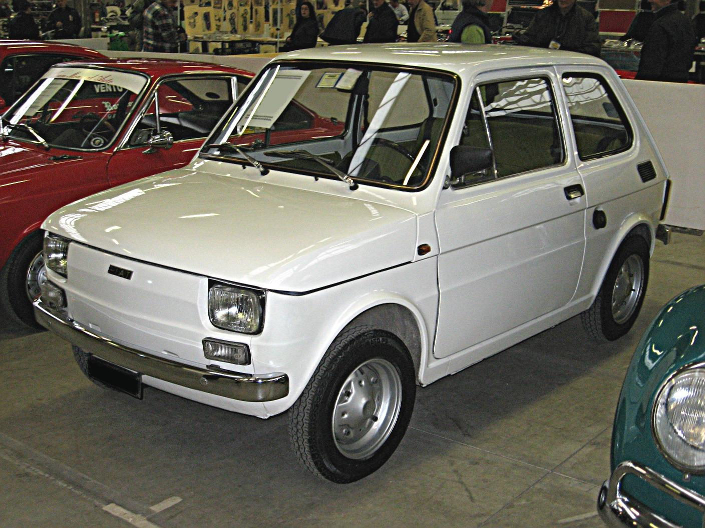 fiat 126 wikiwand. Black Bedroom Furniture Sets. Home Design Ideas