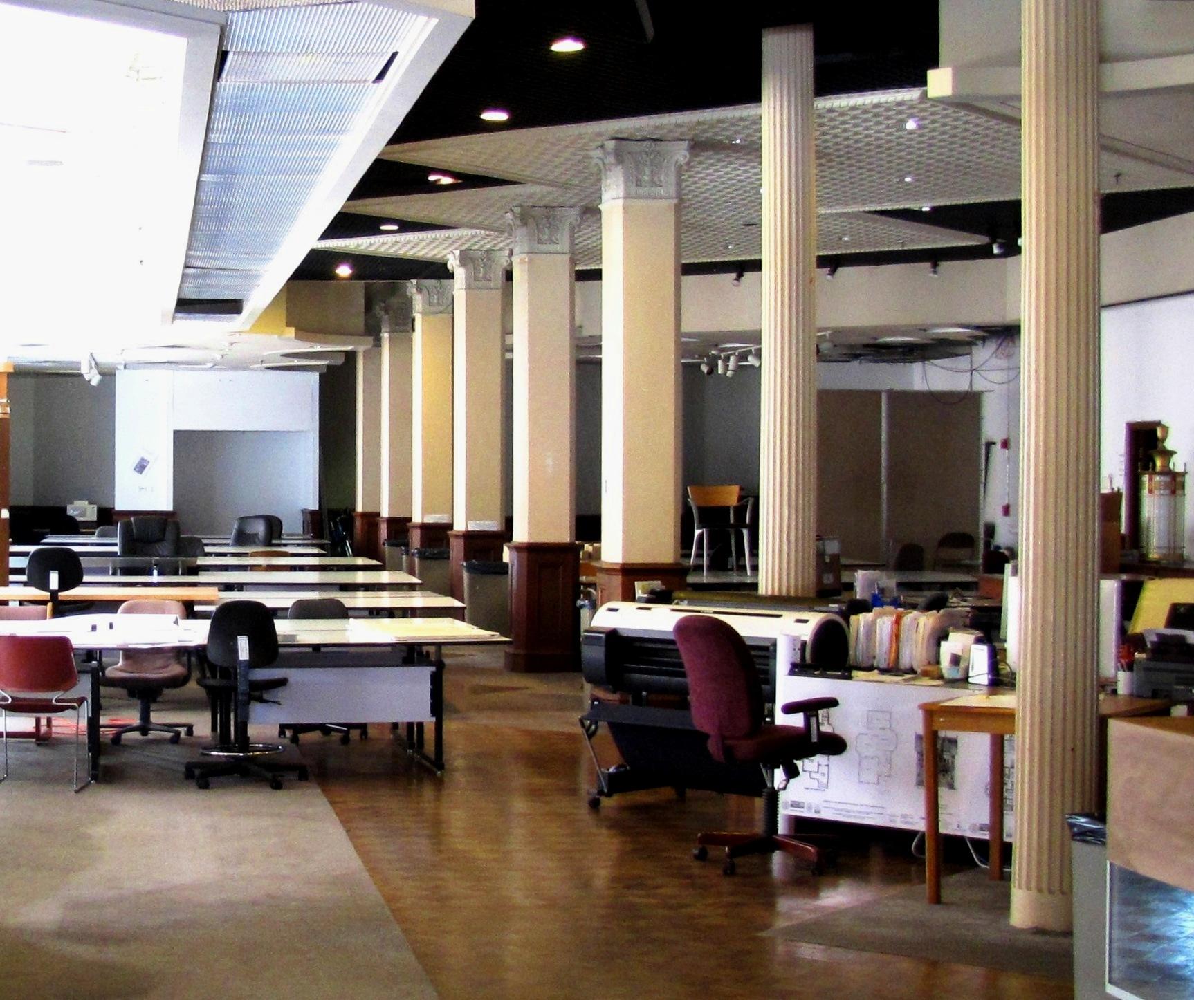 Commercial Interior Design Furniture