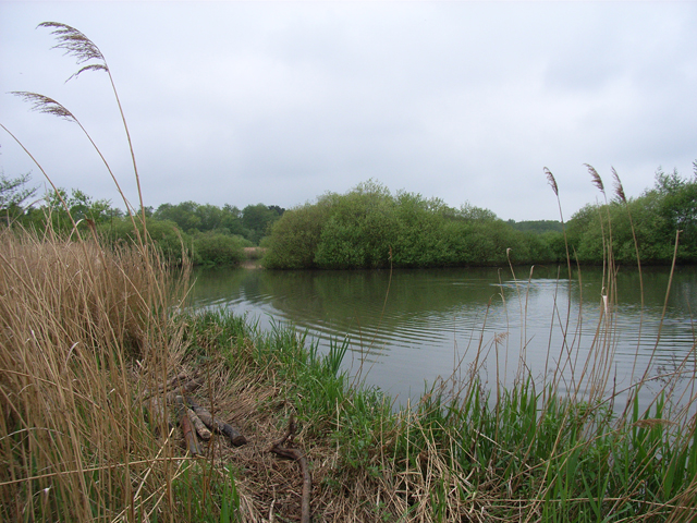Fleet Pond - geograph.org.uk - 170382