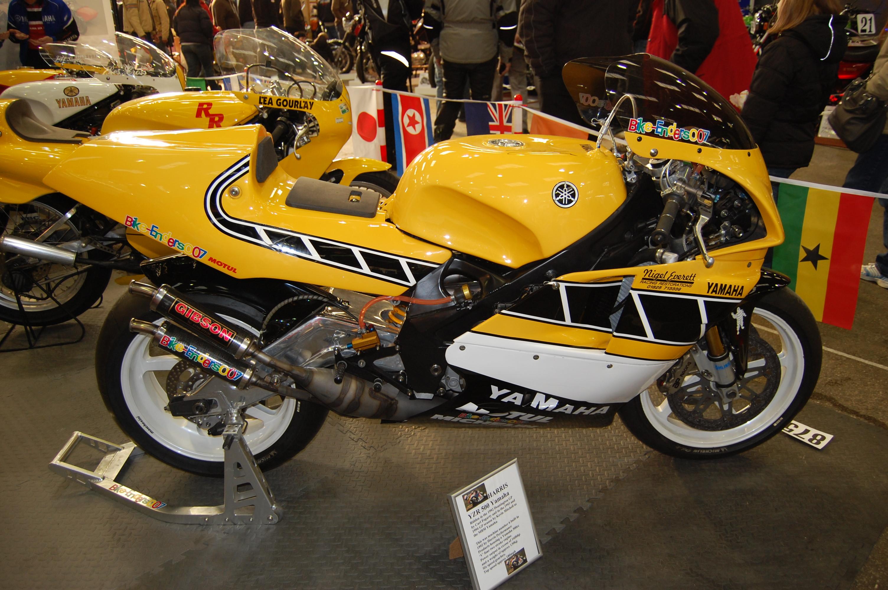Yamaha Racing  Wheeler