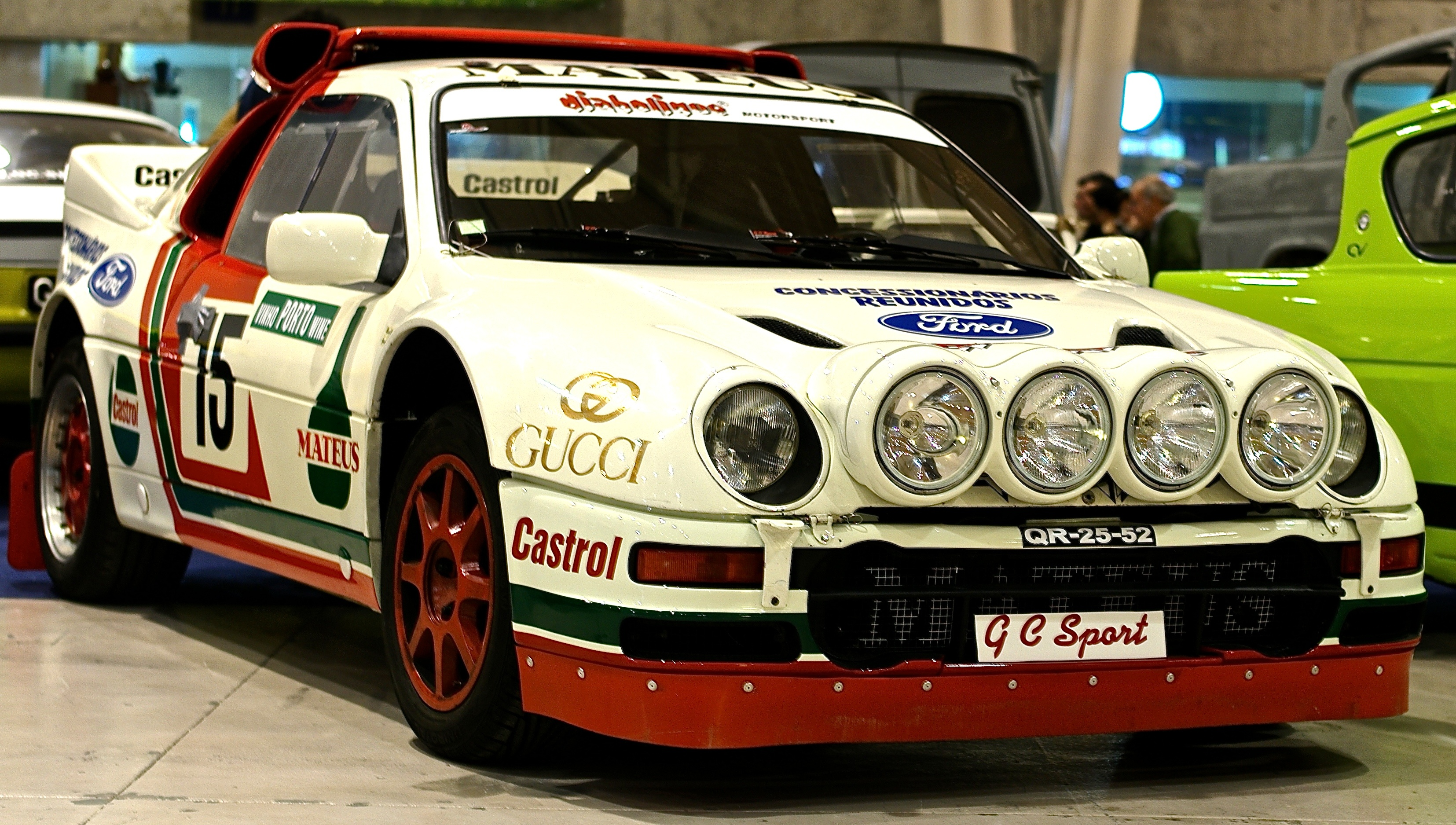 File Ford Rs 200 This Is The Car Involved In The Accident At