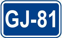 Depiction of GJ-81