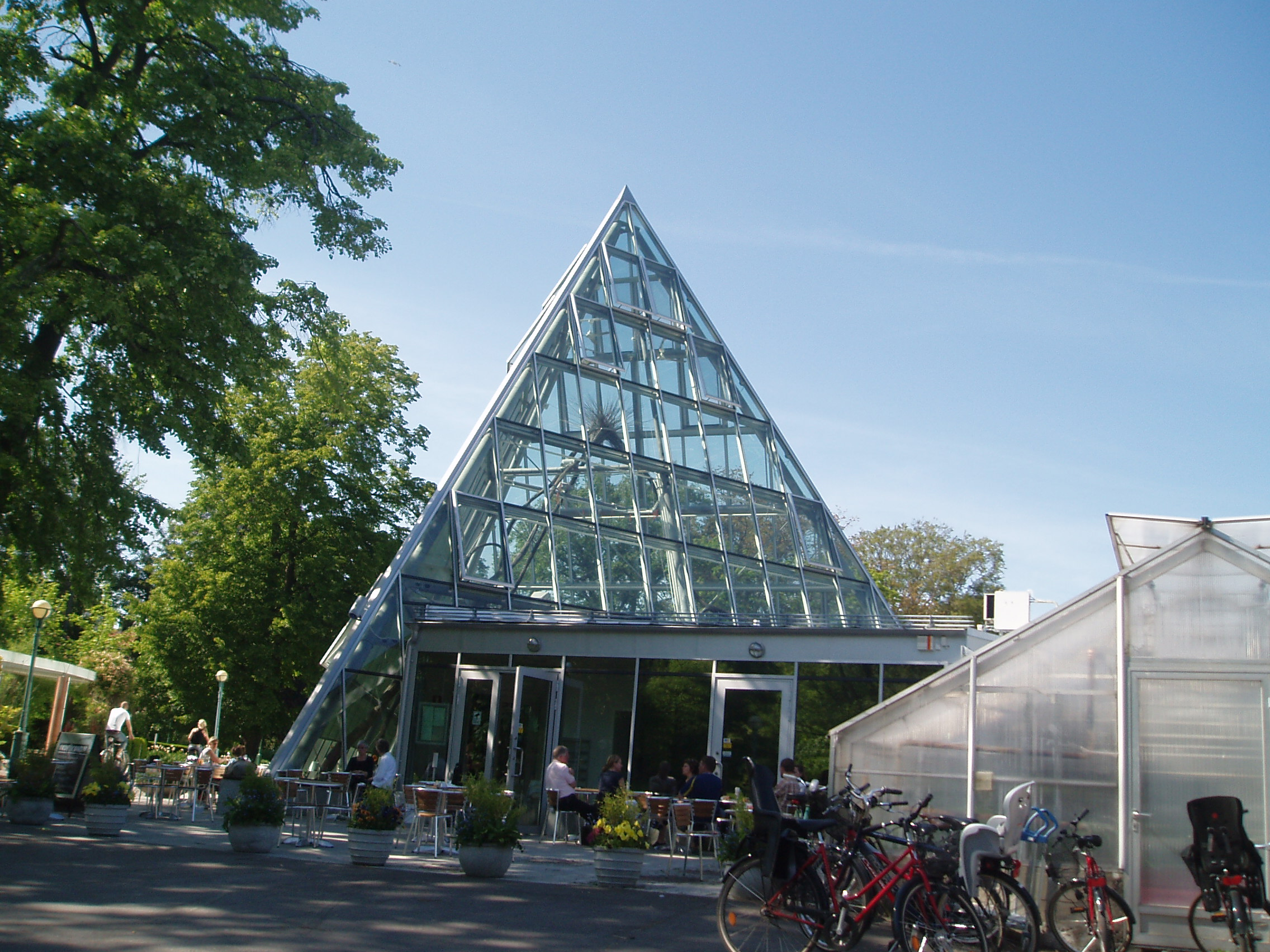 Trädgårdsförening en Linköping