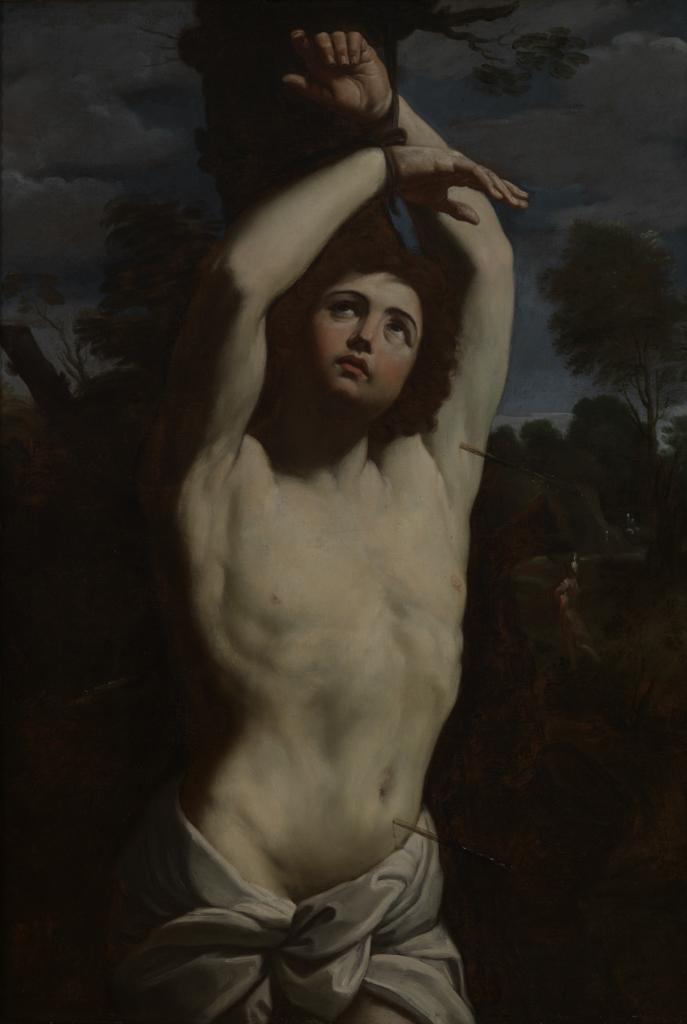 Guido Reni - St. Sebastian - 55.112 - Rhode Island School of Design Museum.jpg
