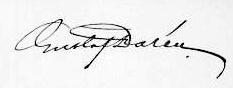 File:Gustaf Dalén signature.jpg