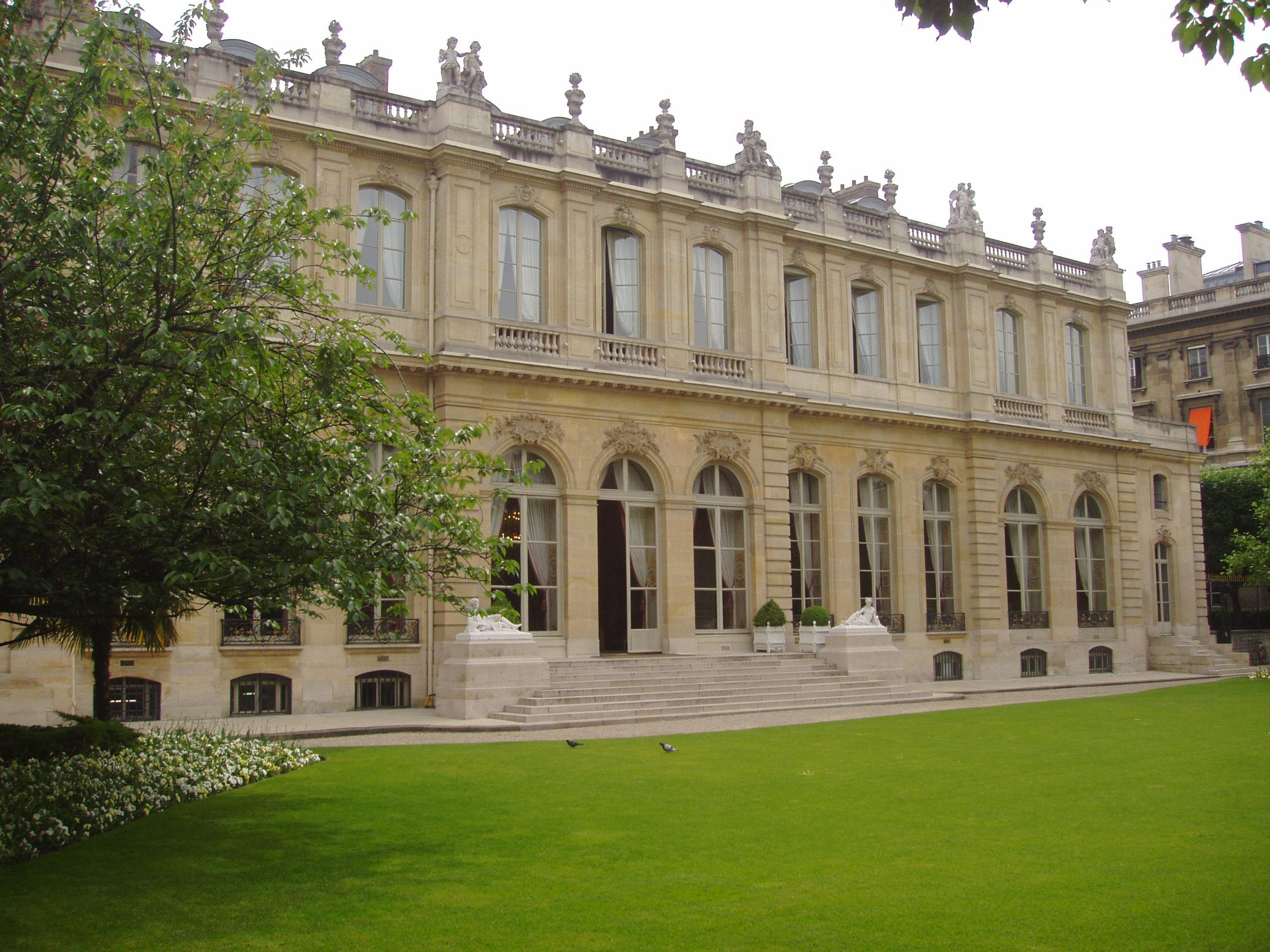 File H Tel De Lassay Cot Jardin Jpg Wikimedia Commons