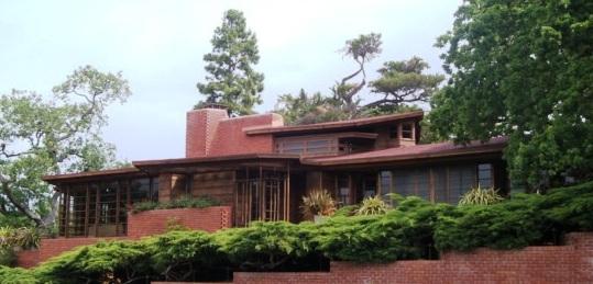 Frank Lloyd Wright Inspired Home Designs