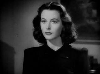 Hedy Lamarr in Come Live With Me trailer