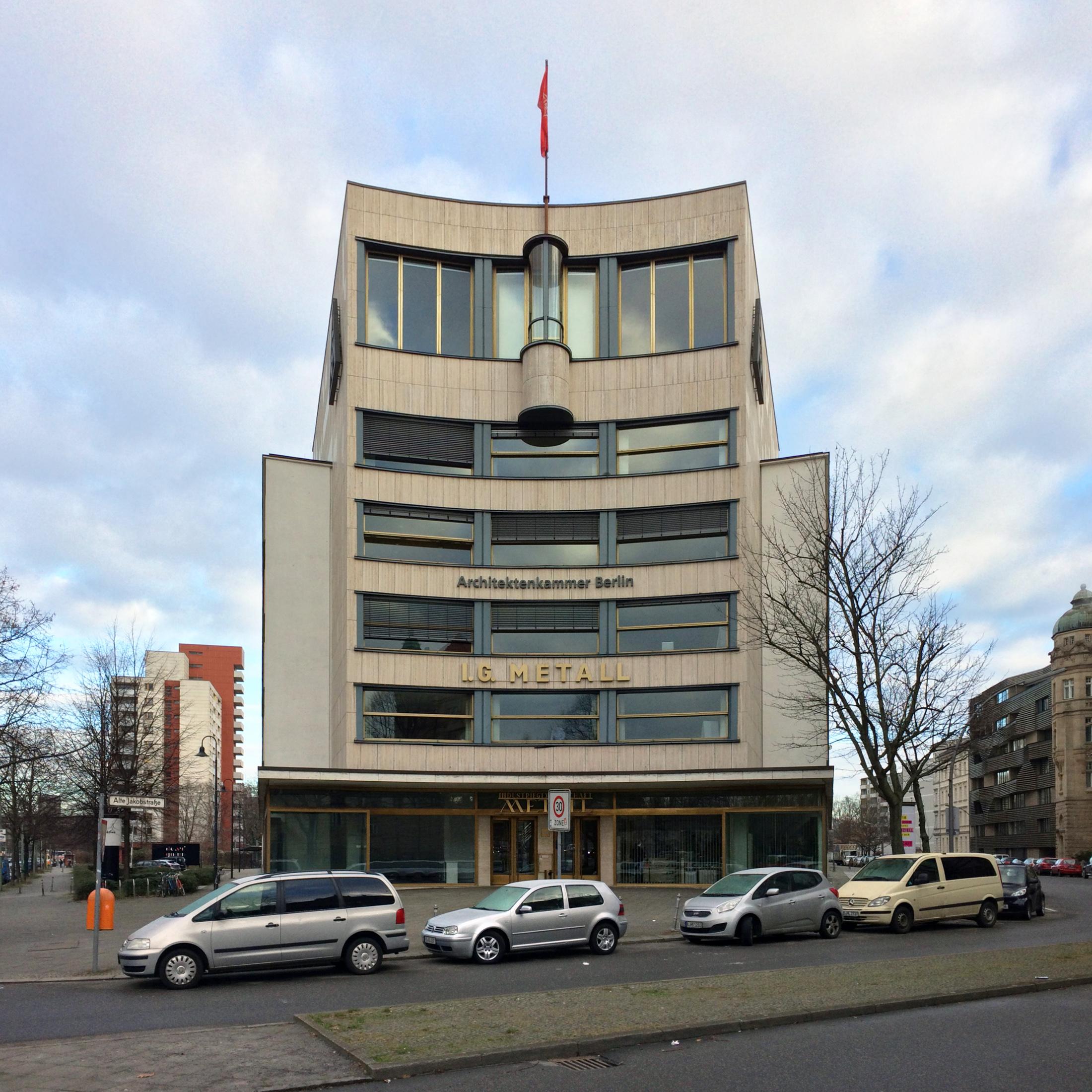 Fileig Metall Haus Alte Jakobstr Berlin Kreuzberg 02 2018jpg