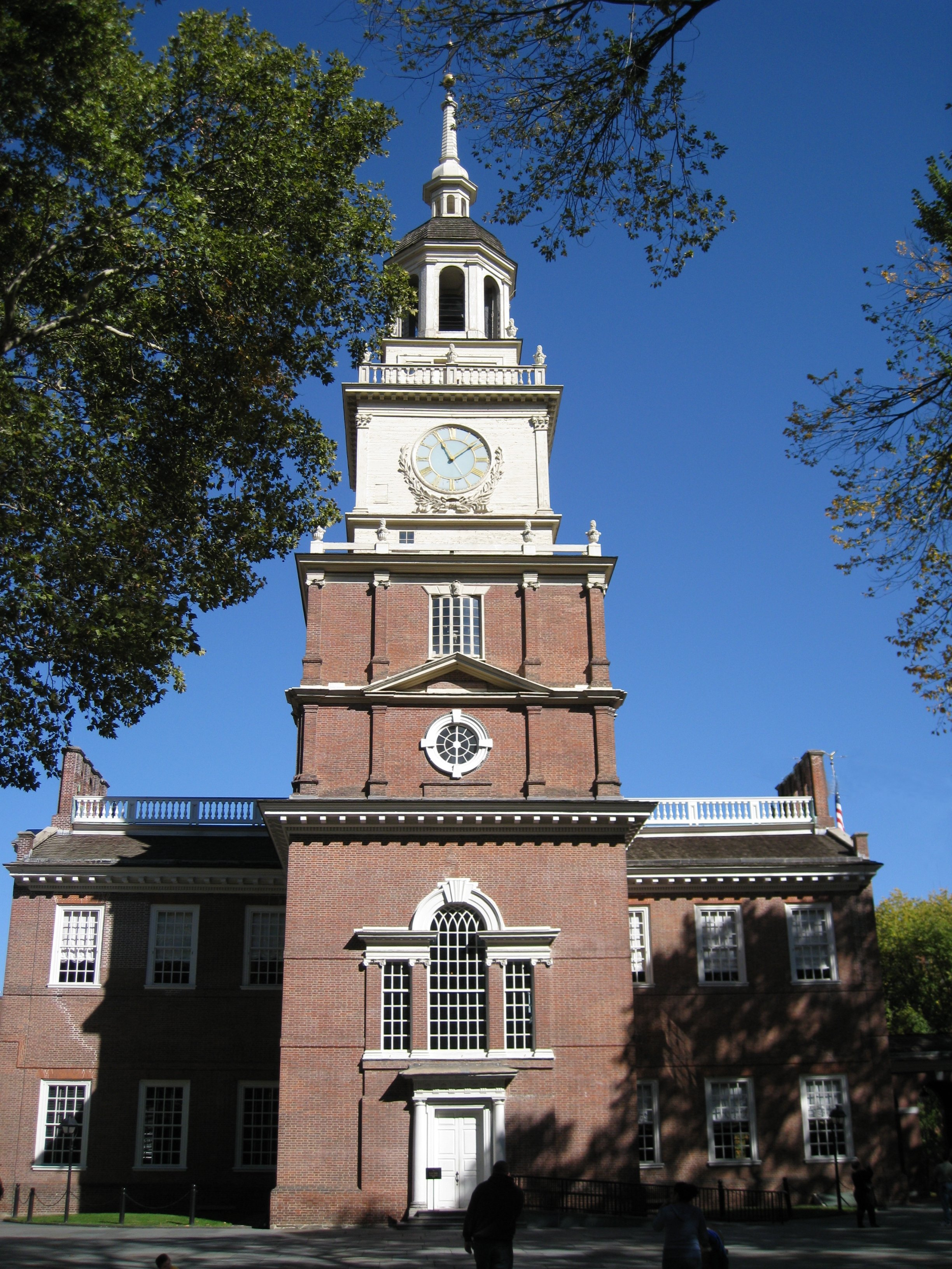 Independence Hall - Wikipedia