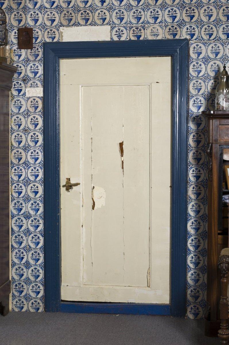 File:Interieur, overzicht van de deur tussen de woonkamer en de ...