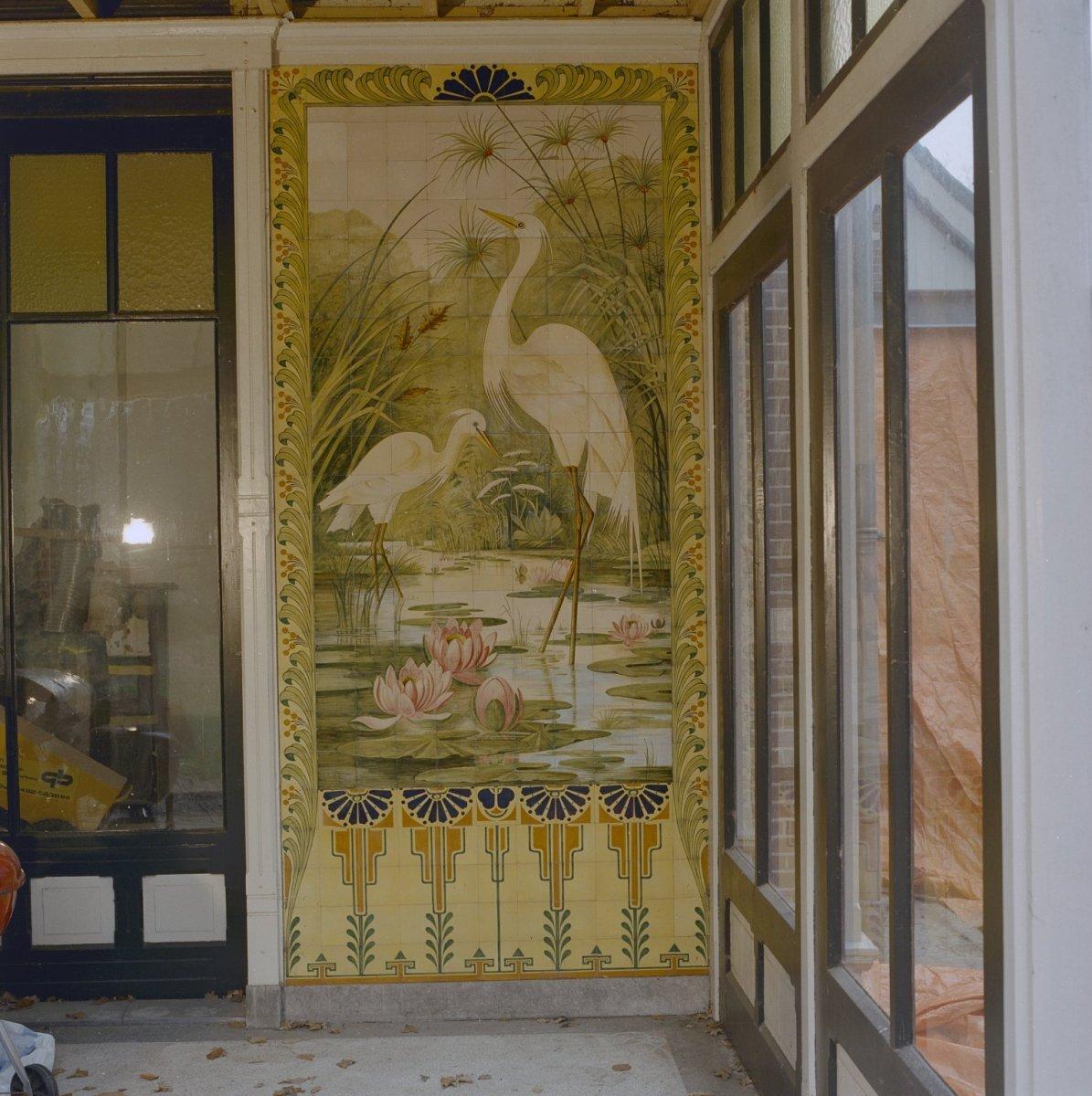 File:Interieur veranda, tegeltableau - Eindhoven - 20338959 - RCE ...