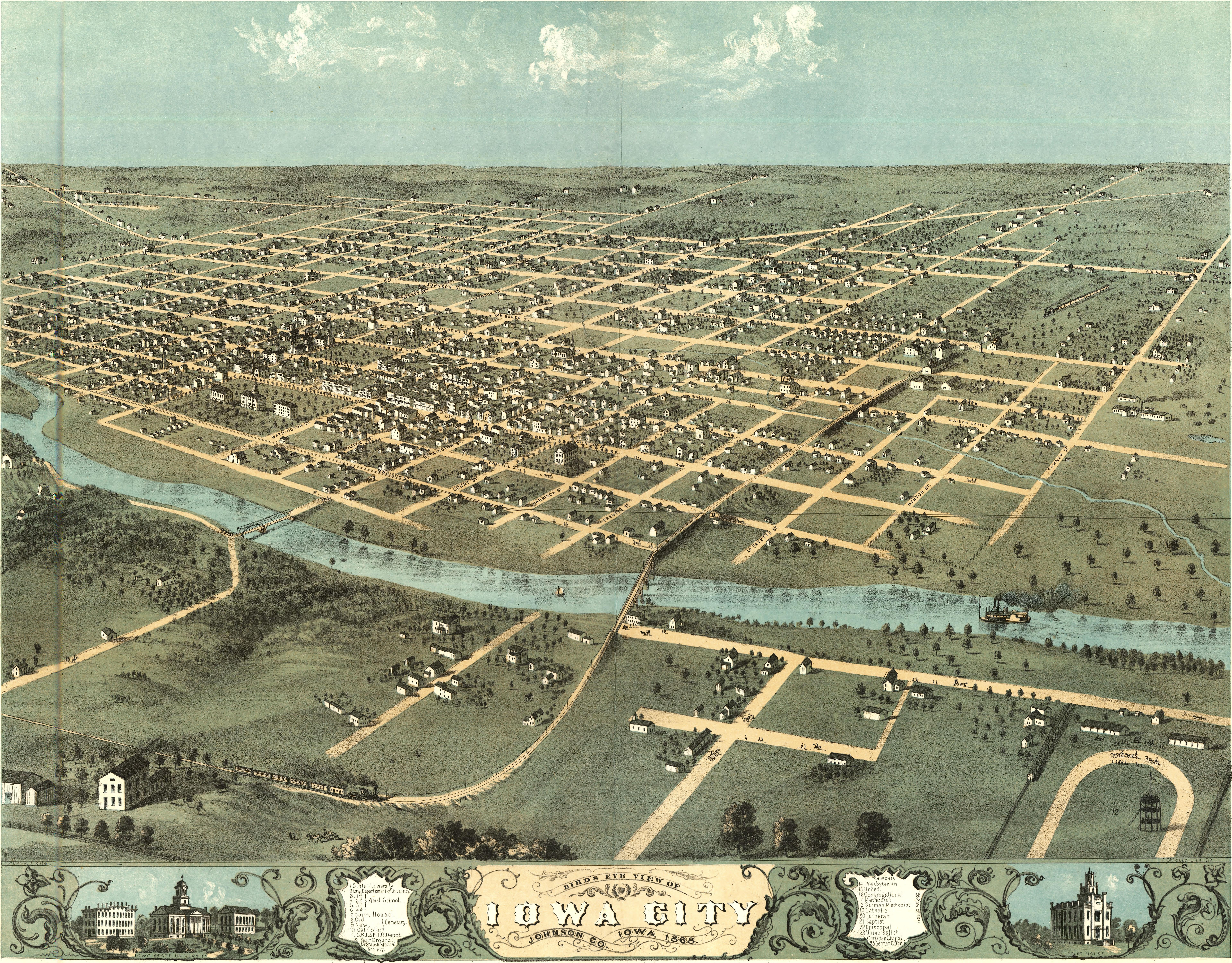 Iowa City Iowa