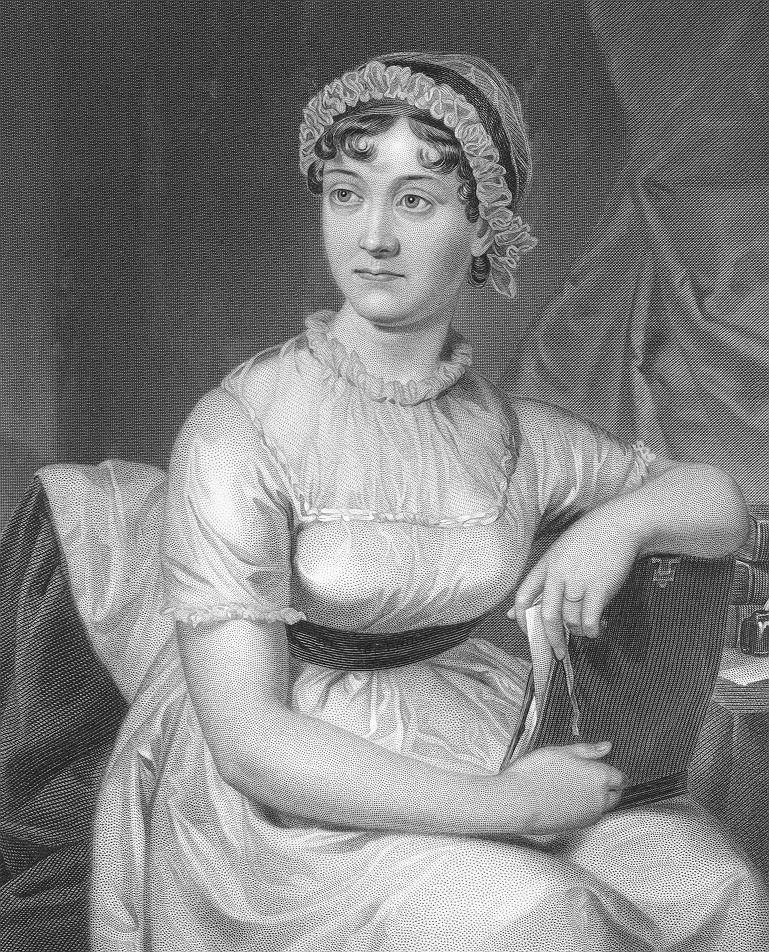 Image of Jane Austen portrait