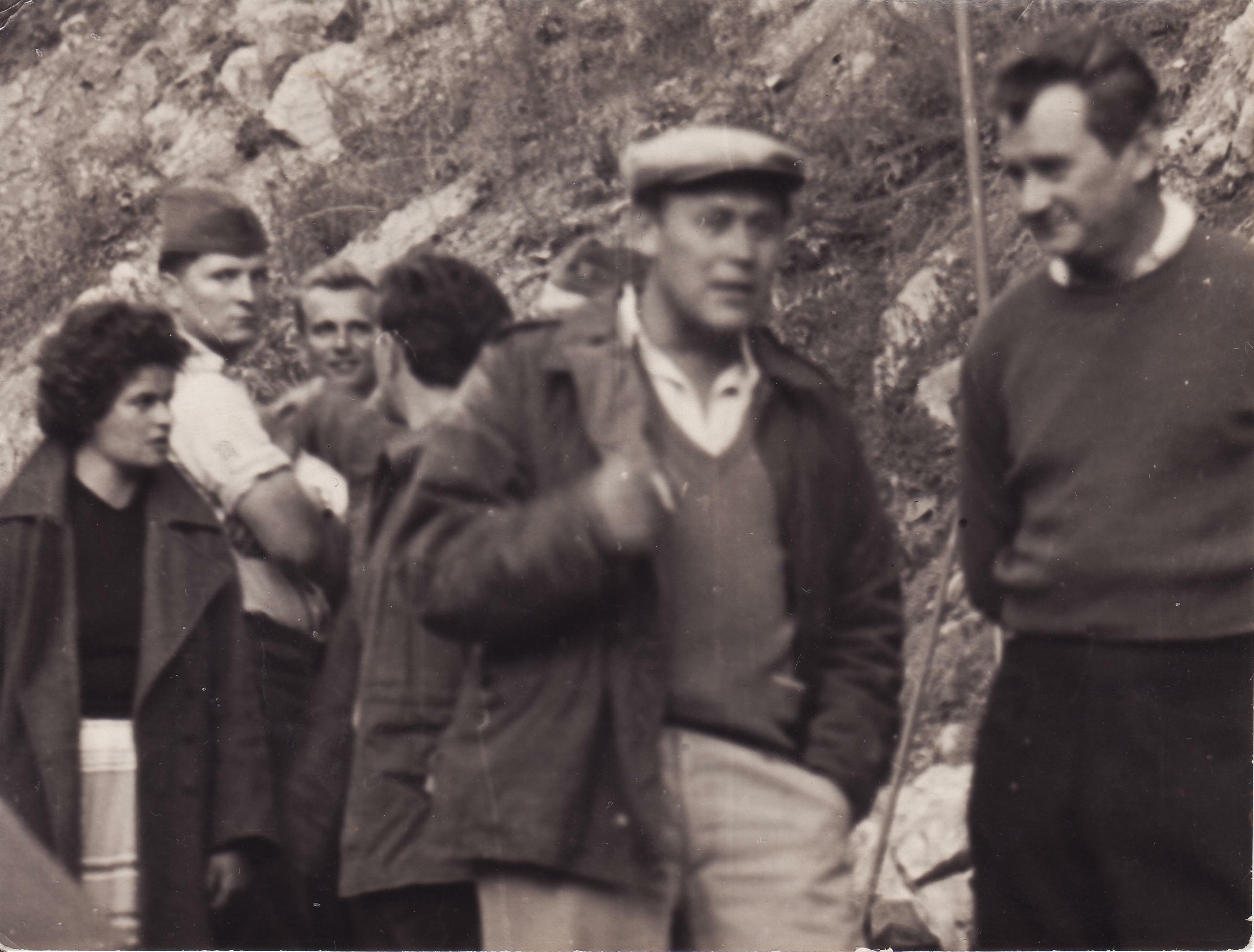 Sovák in 1961