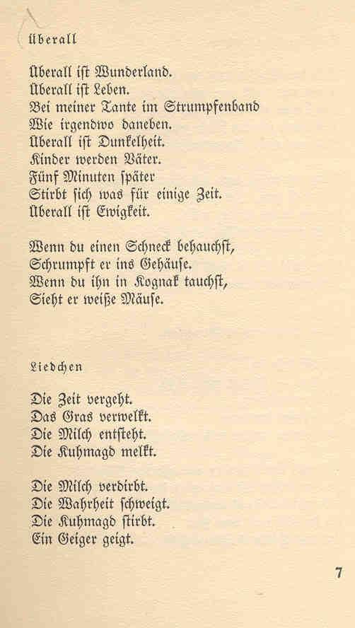 Filejoachim Ringelnatz 103 Gedichte 07jpg Wikimedia