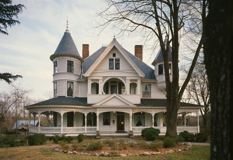 John calvin owings house wikipedia for House plans sc