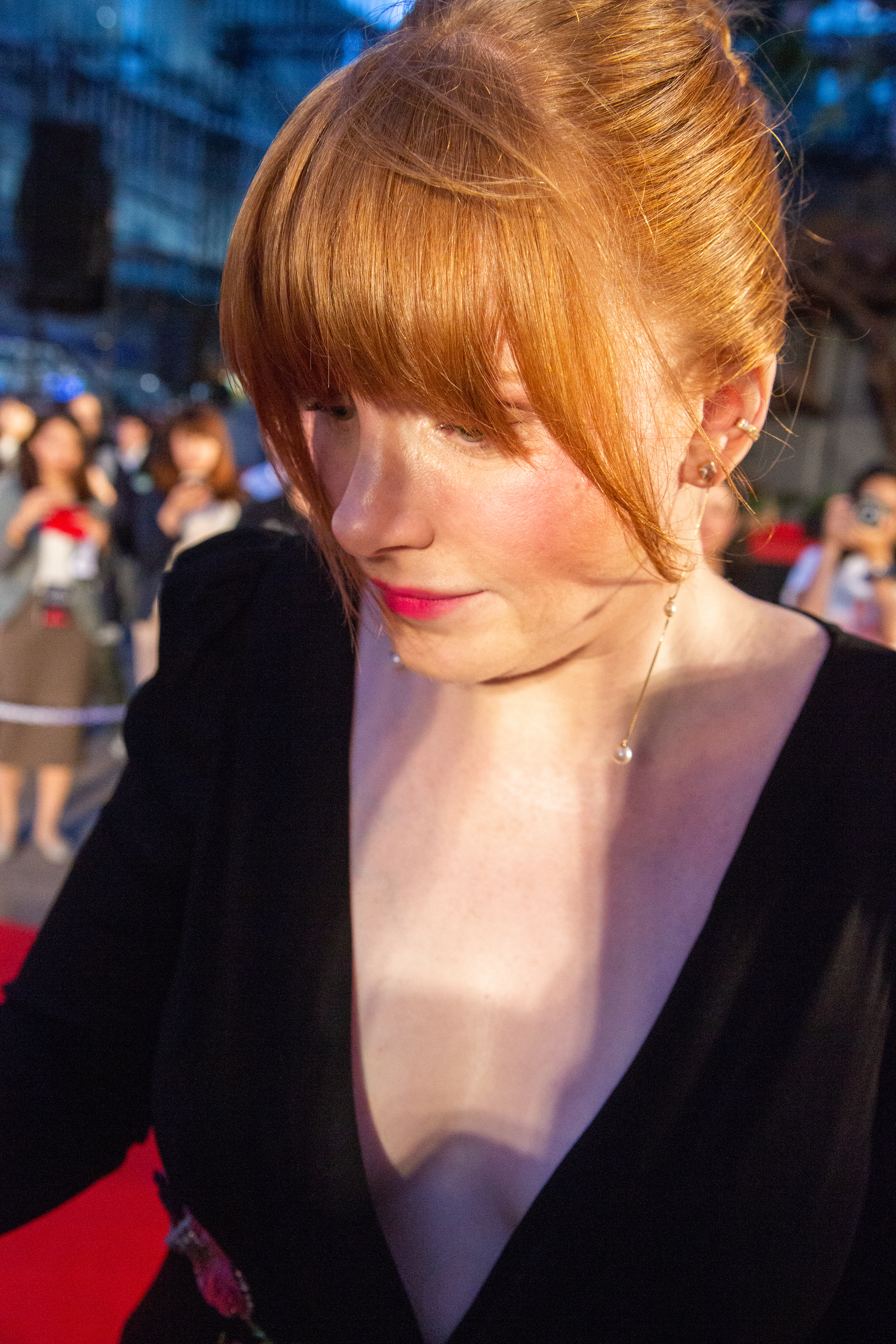 Cleavage Bryce Dallas Howard naked (17 photo), Pussy, Leaked, Feet, cleavage 2006