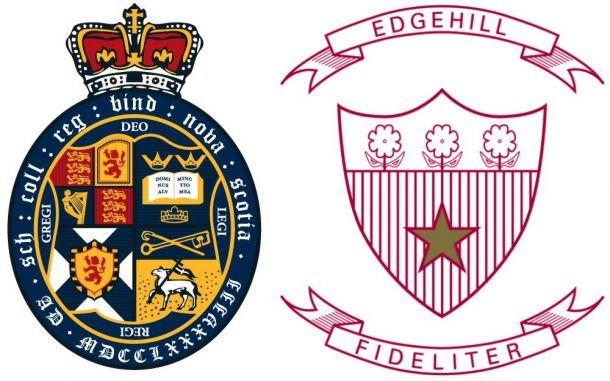 Image result for king's edge school logo